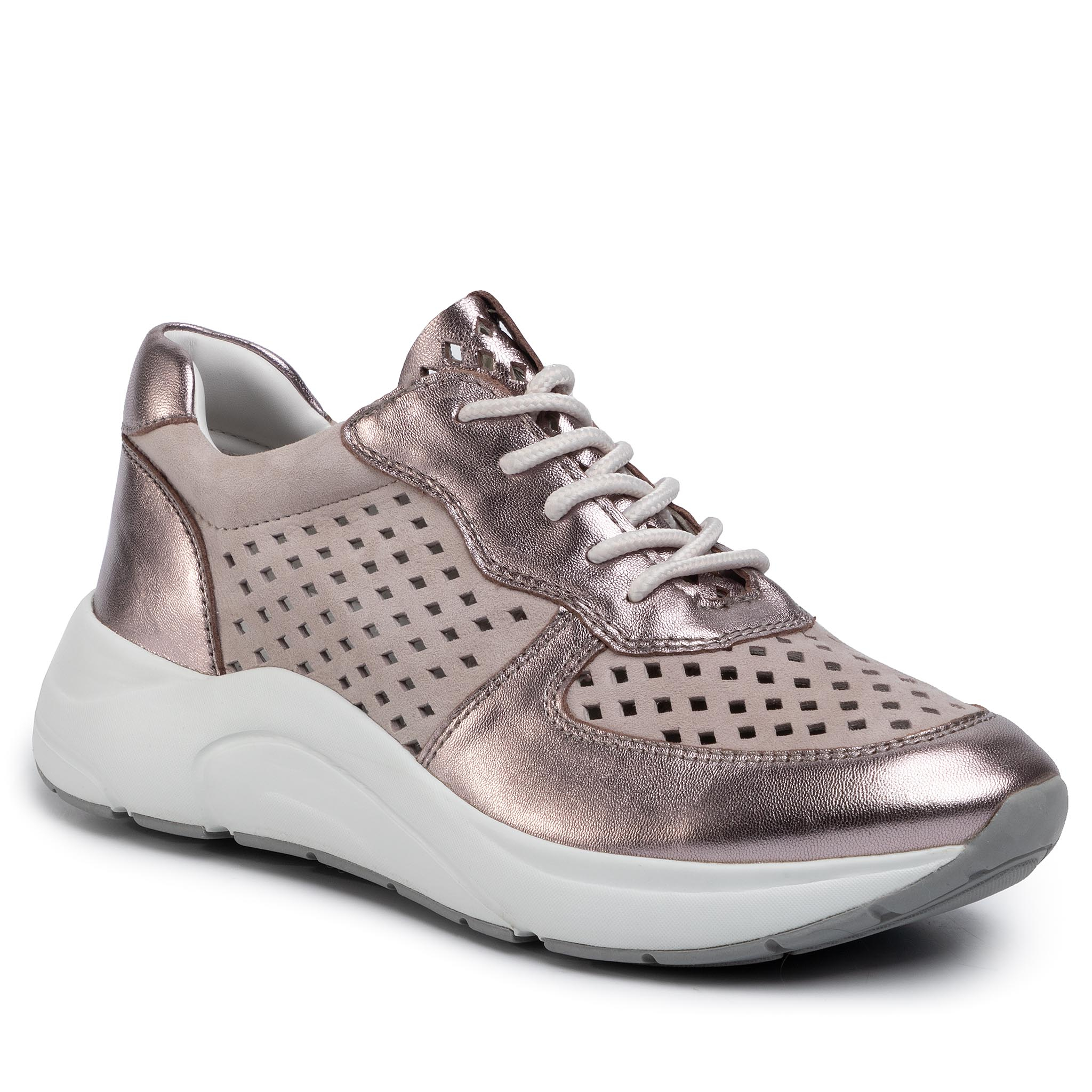 Sneakers CAPRICE - 9-23500-24 Soft Pink Comb 594