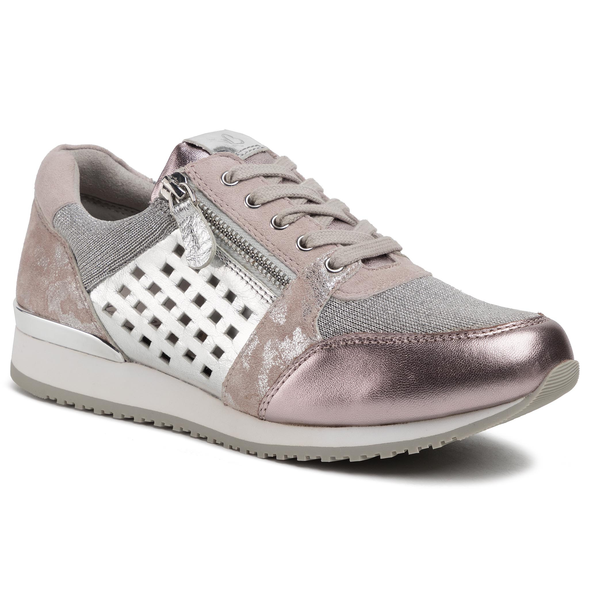 Sneakers CAPRICE - 9-23503-24 Soft Pink Comb 594