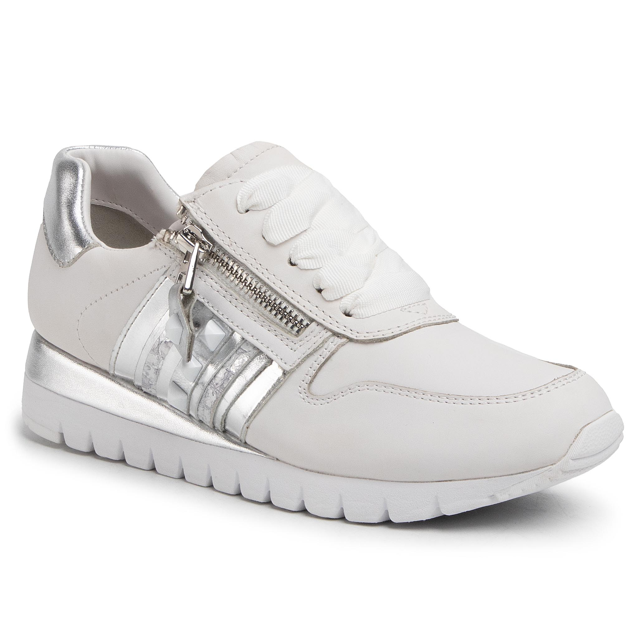 Sneakers CAPRICE - 9-23701-24 White/Silver 191