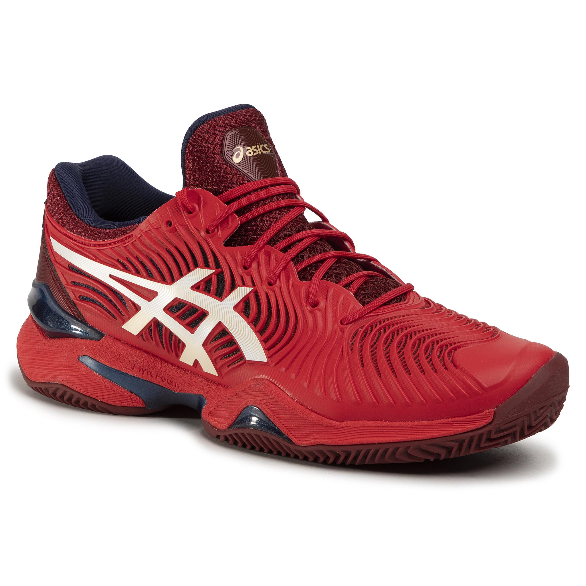 Pantofi Asics - Court Ff 2 Clay 1041a082 Classic Red/White 600 imagine epantofi.ro 2021