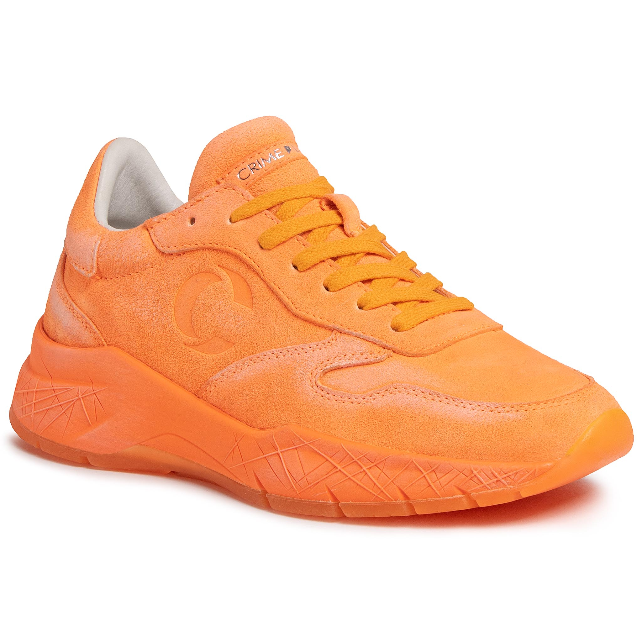 Sneakers CRIME LONDON - Magnetic 25232PP2.90 Orange