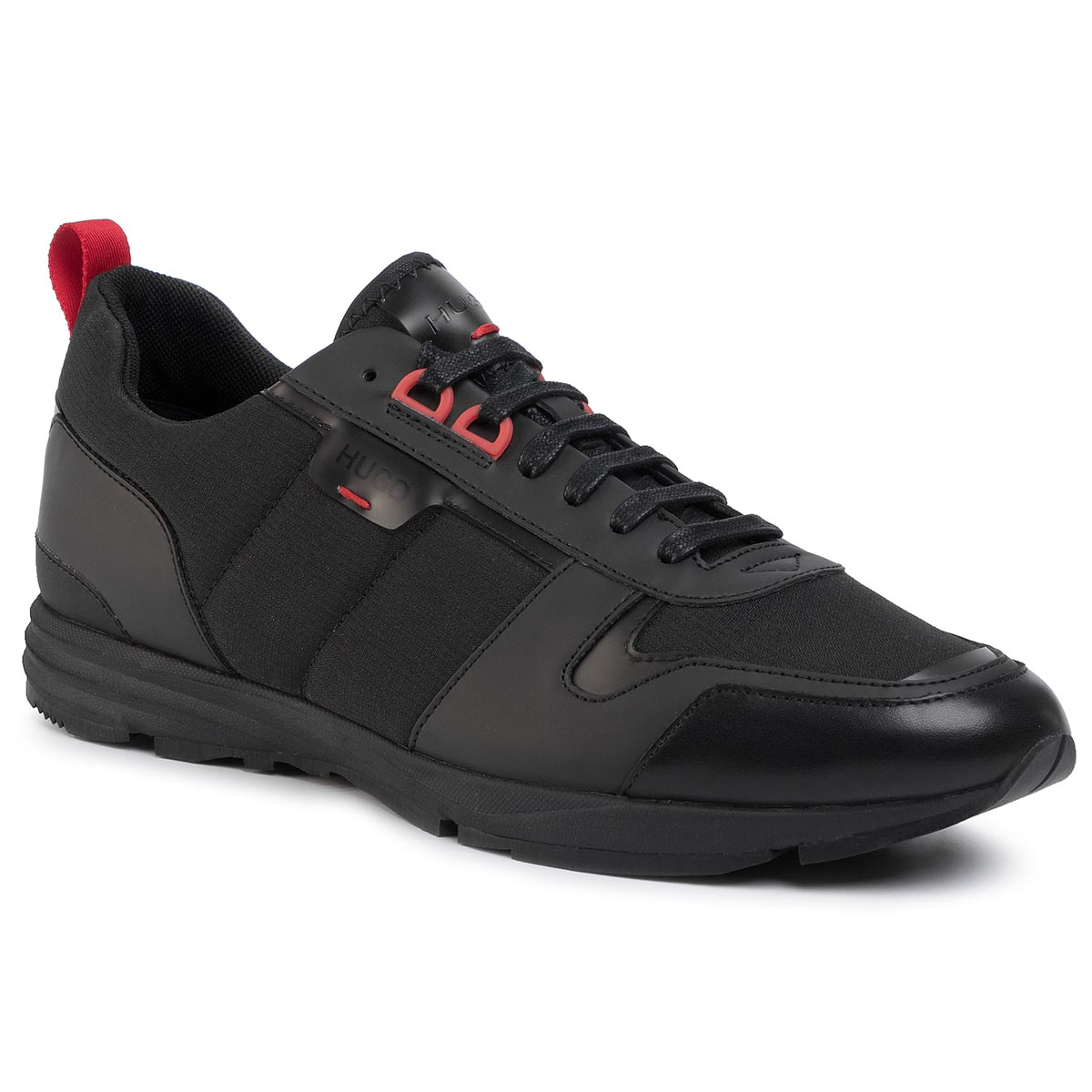 Sneakers HUGO - Hybrid 50421084 10222800 01 Black 001