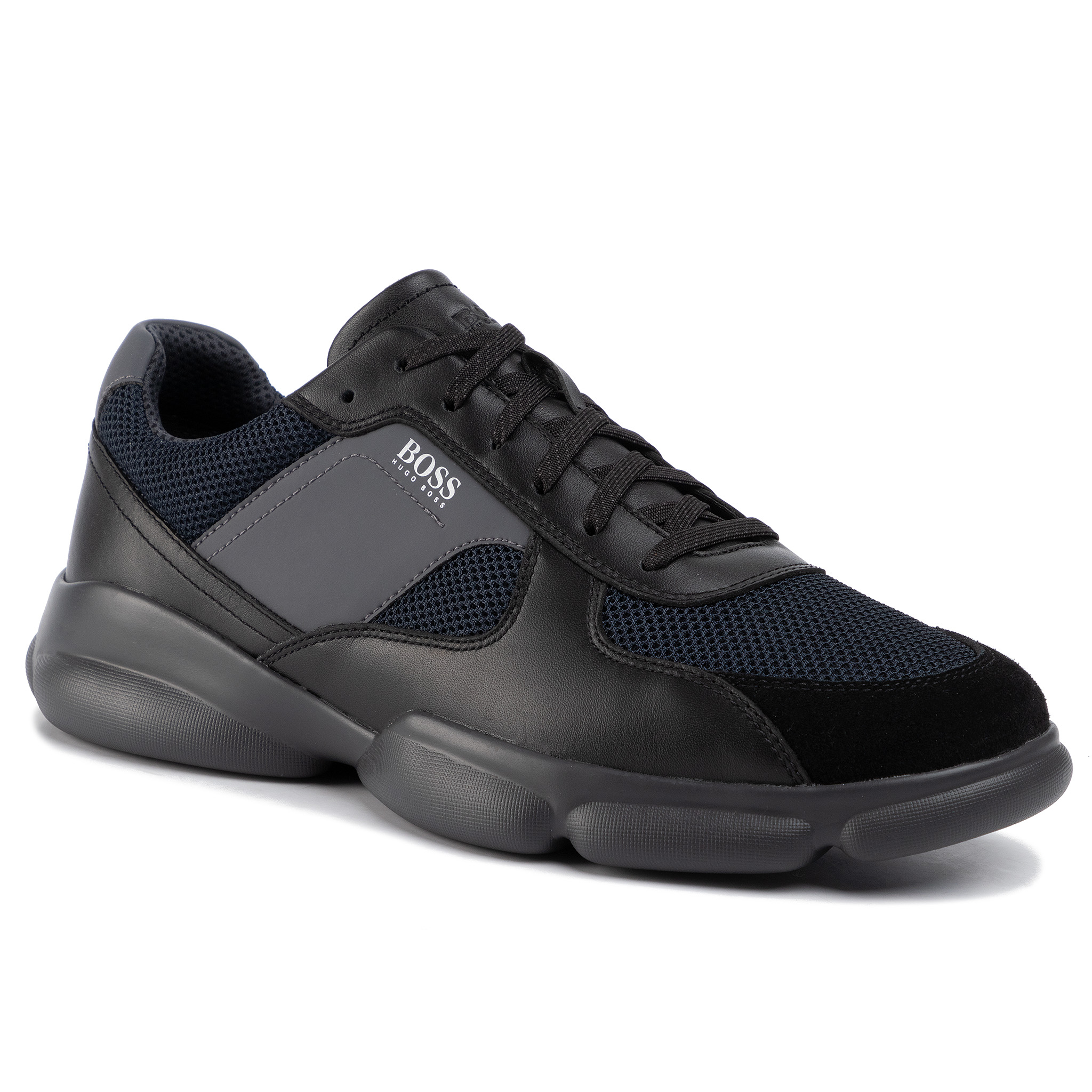 Sneakers BOSS - Rapid 50422403 10214593 01 Black 001