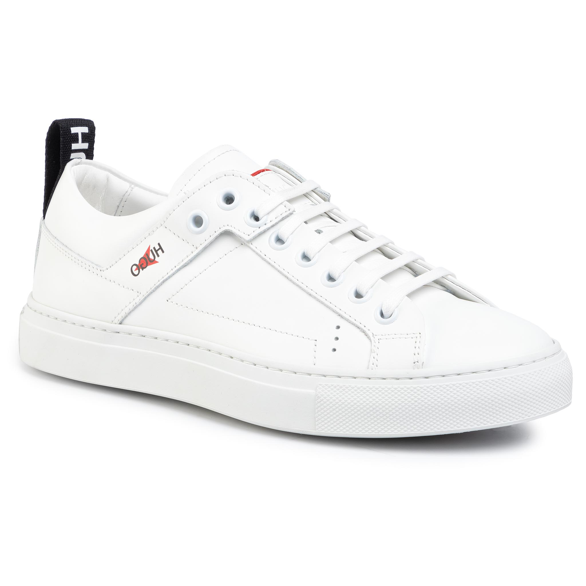 Sneakers HUGO - Mayfair Low Cut 50424278 White 100