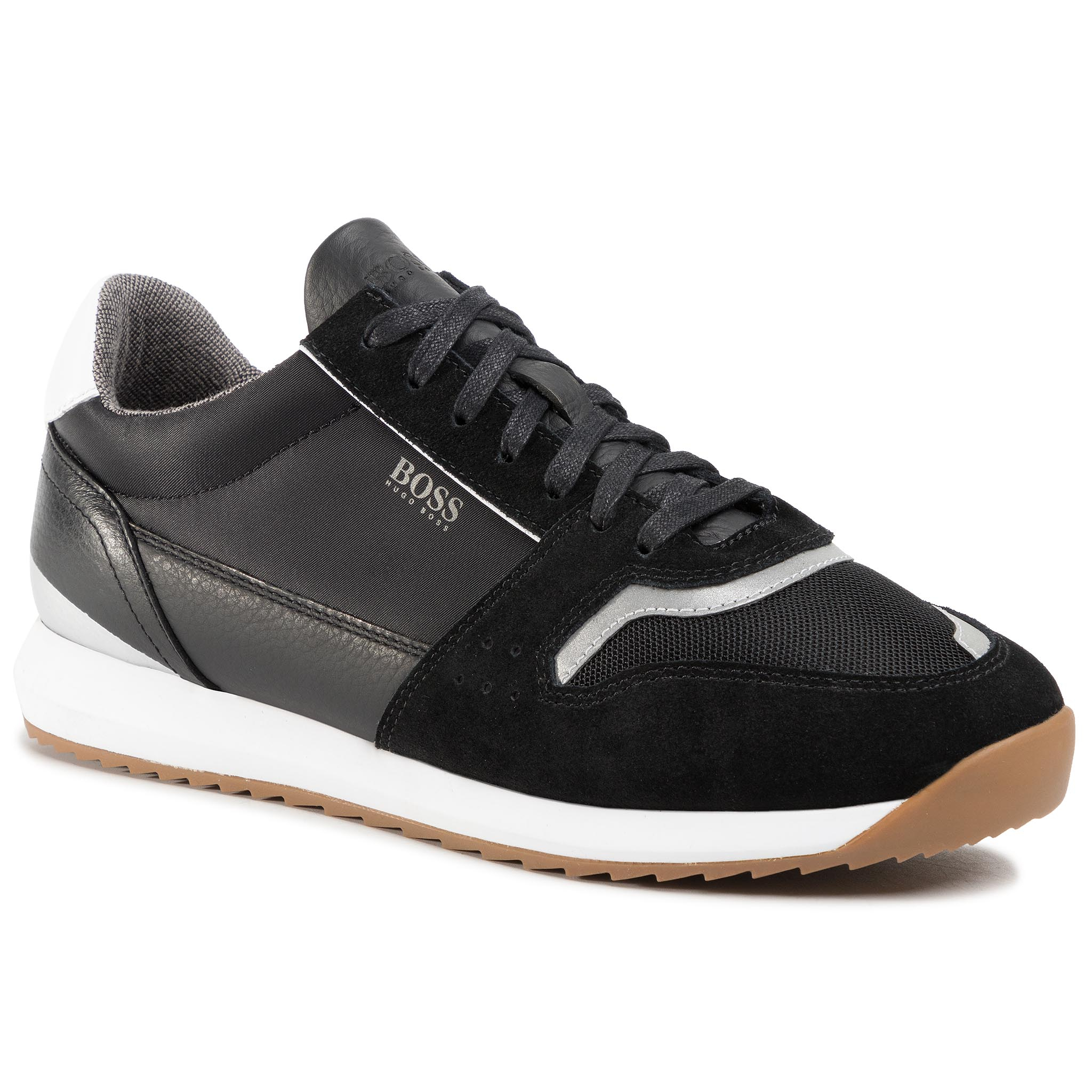 Sneakers BOSS - Sonic 50428381 10214574 01 Black 001