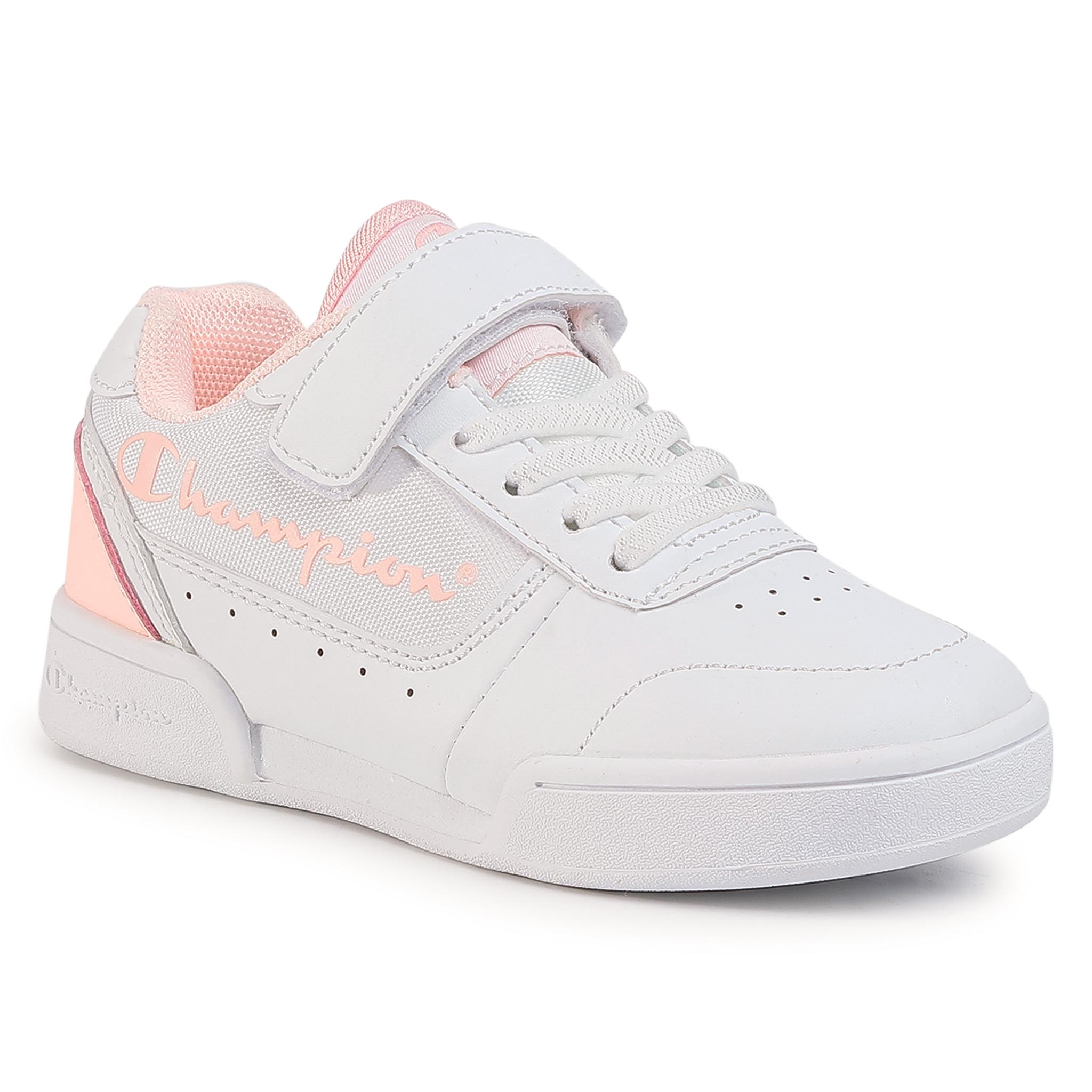 Sneakers CHAMPION - Court Champ G Ps S31922-S20-WW001 Wht
