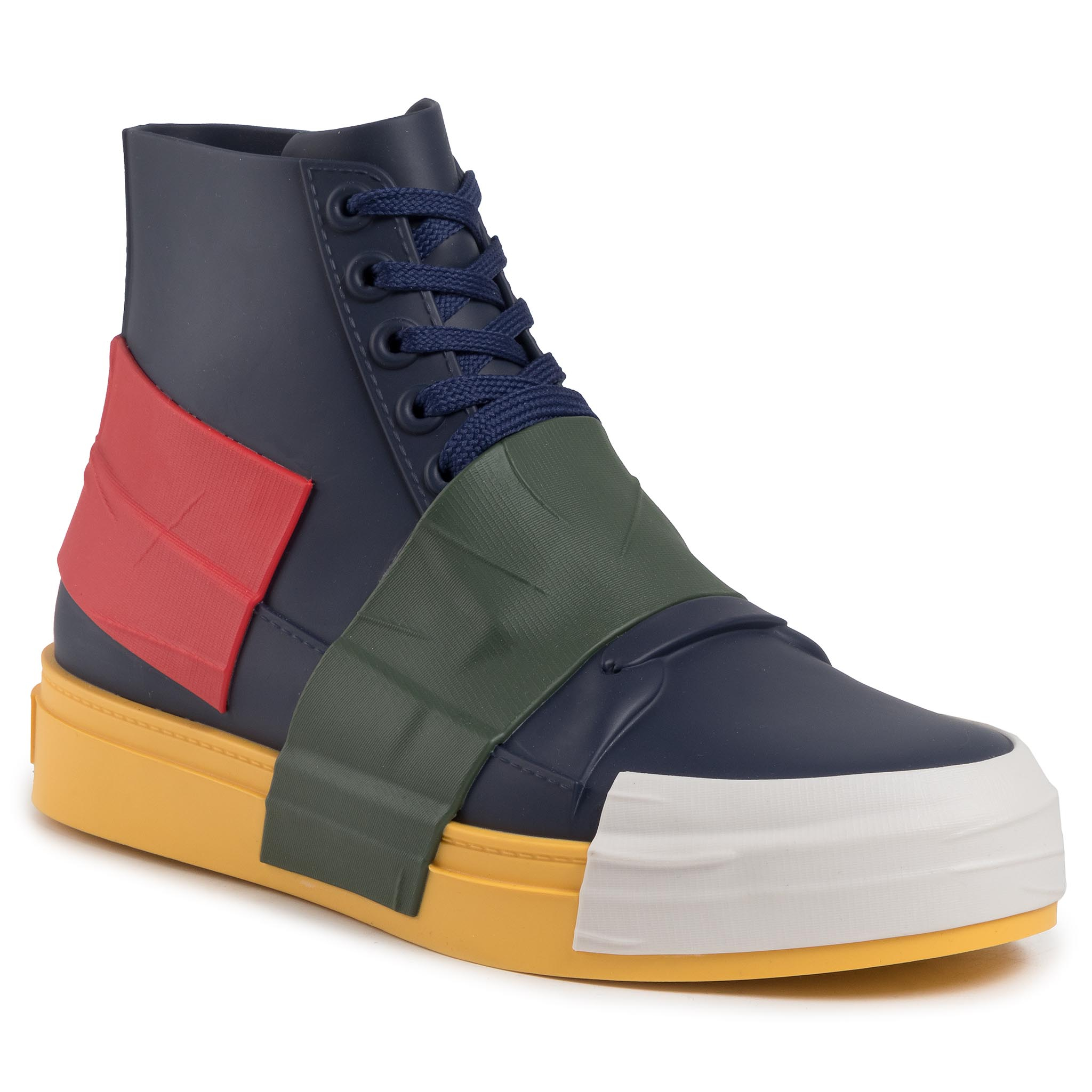 Sneakers MELISSA - Crew Ad 32437 Blue/Green/Red 53589