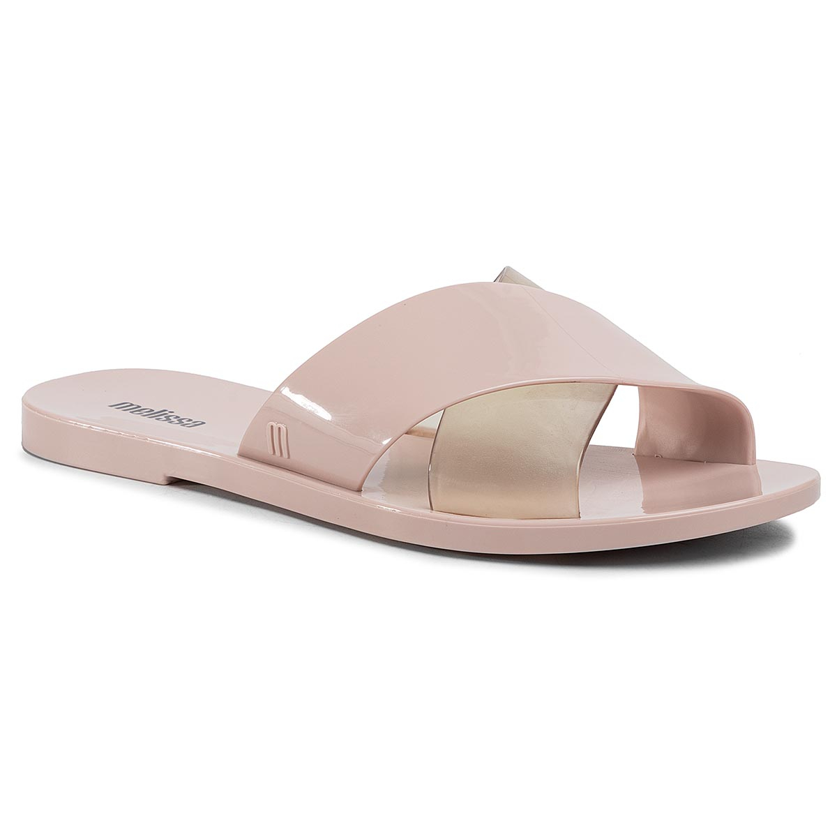 Șlapi MELISSA - Essential Slide Ad 32755 Light Pink/Pink 53487