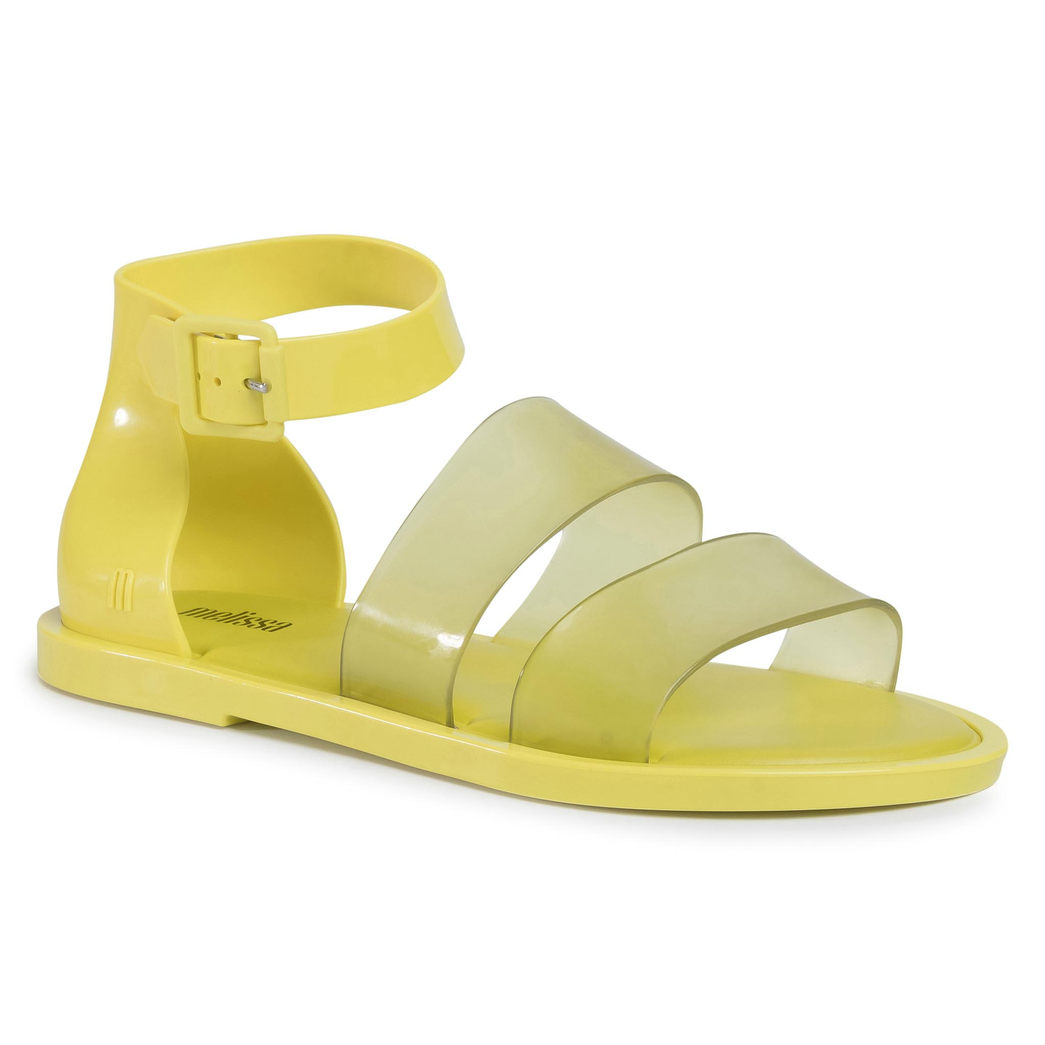 Sandale Melissa - Model Sandal Ad 32797 Yellow 50866 imagine epantofi.ro 2021