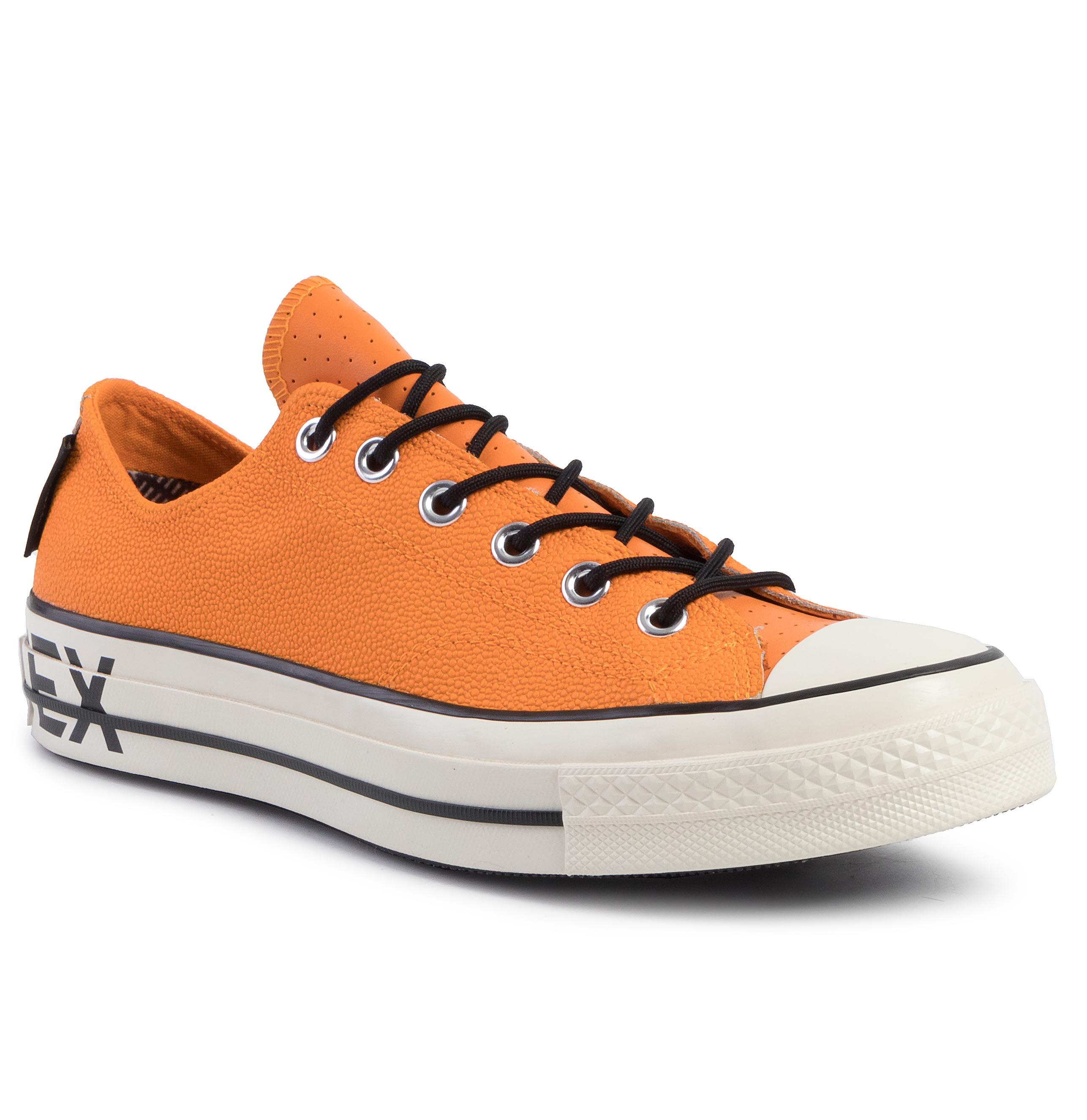 Teniși Converse - Chuck 70 Ox Gore-Tex 163228c Orange Rind/Black/Egret imagine epantofi.ro 2021