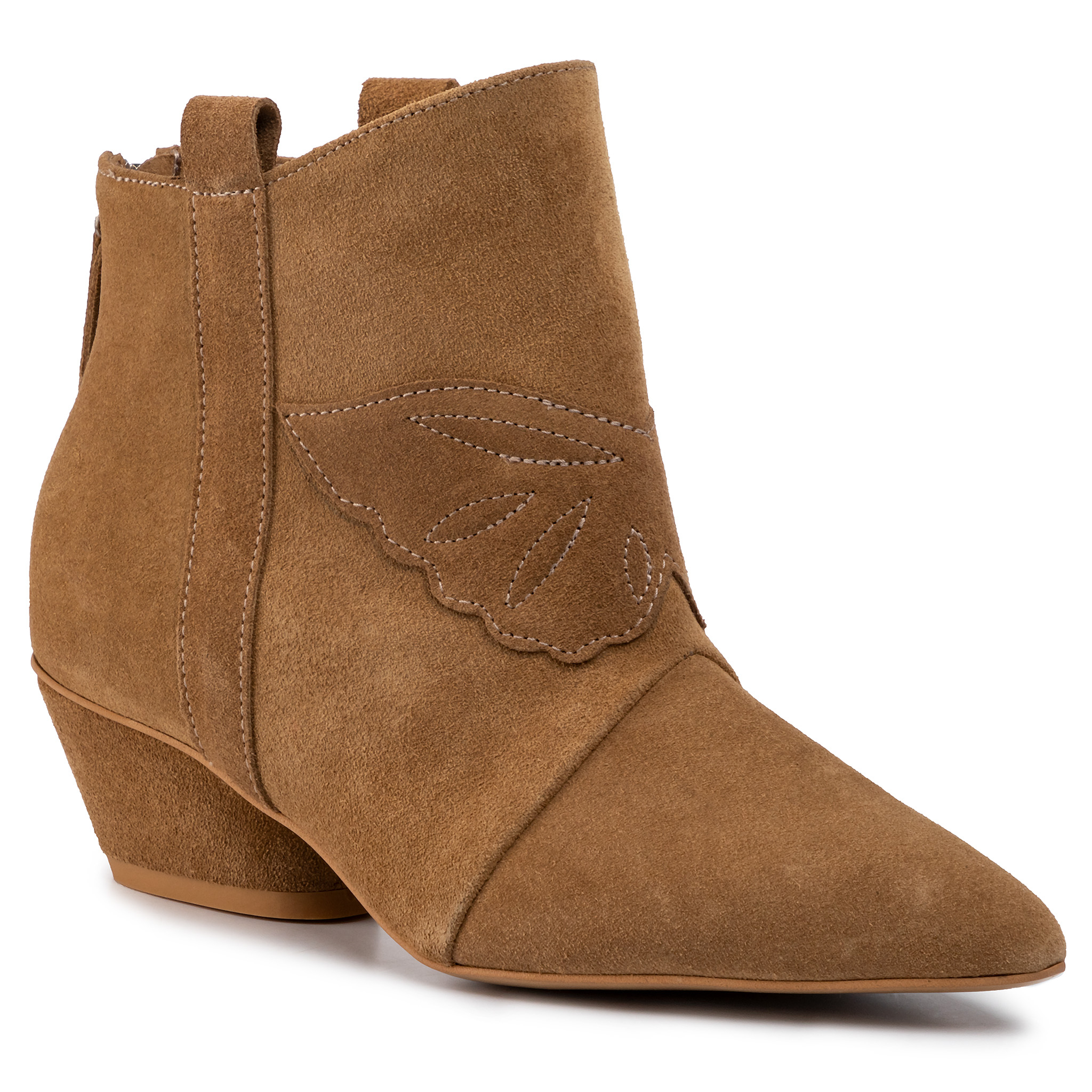 Botine L37 - Feel My Needs SW15 Brown