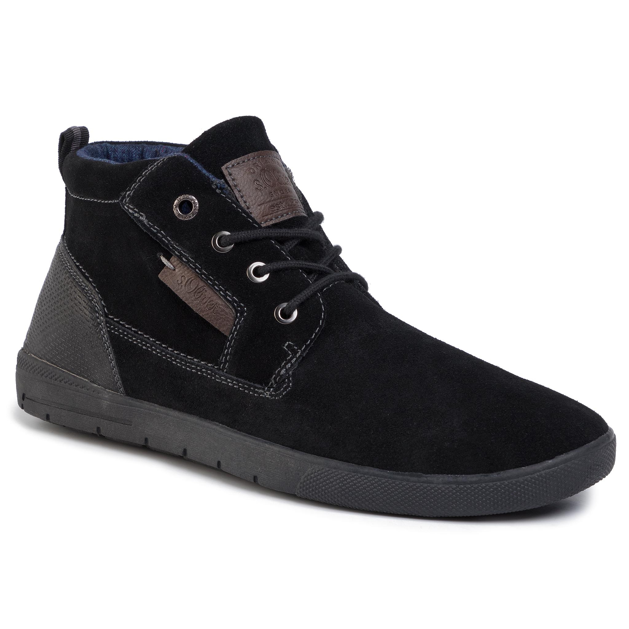 Sneakers S.OLIVER - 5-5-15205-23 Black 001