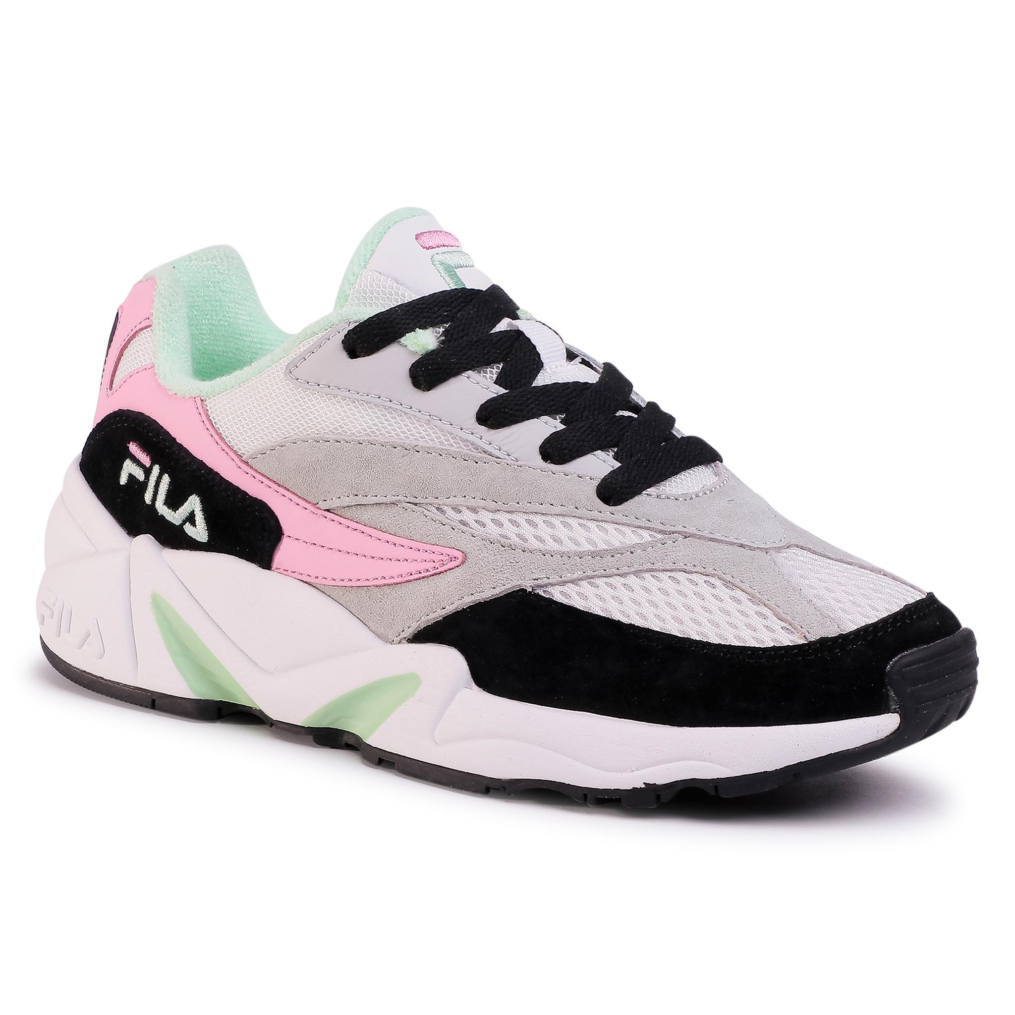 Sneakers FILA - V94M Low Wmn 1010600.13V Black/Rosebloom