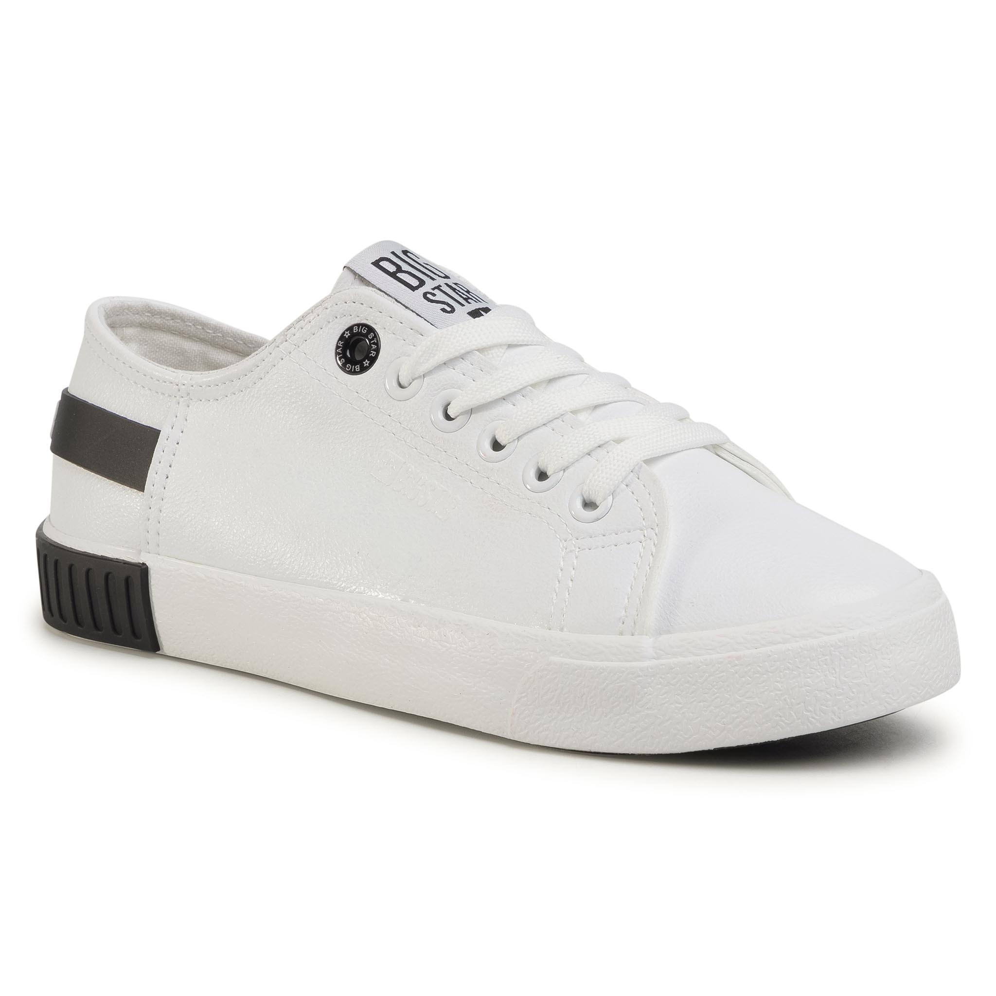 Sneakers BIG STAR - FF274175 White/Black