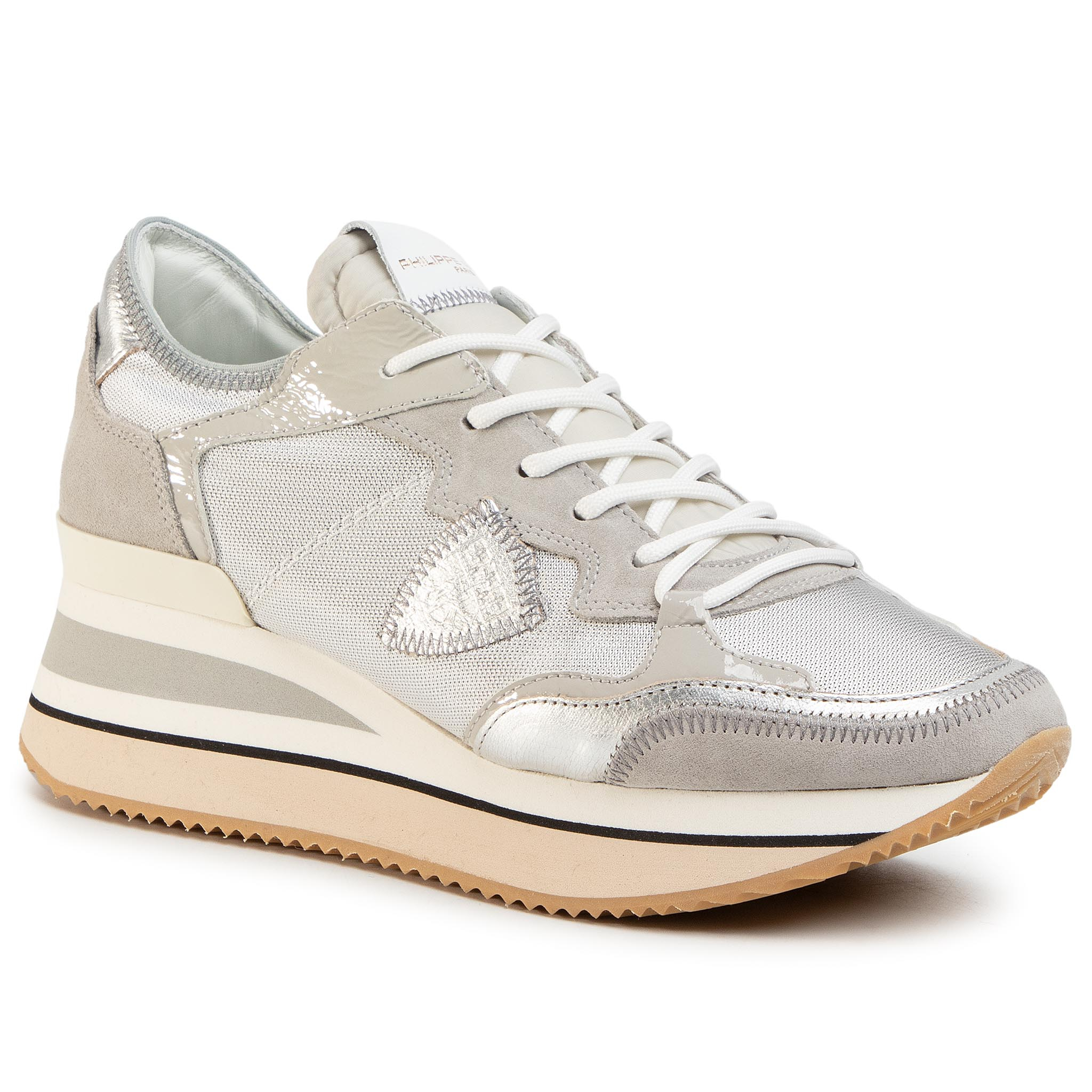 Sneakers PHILIPPE MODEL - Triomphe TTLD WR03 Gris