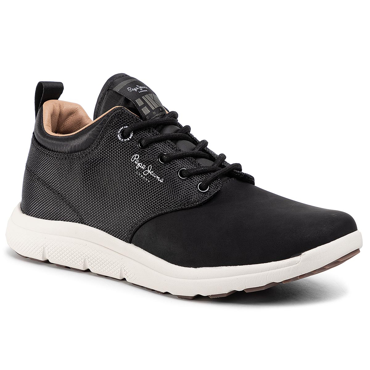 Sneakers Pepe Jeans - Hike Smart Boot Pms30566 Antracite 982 imagine