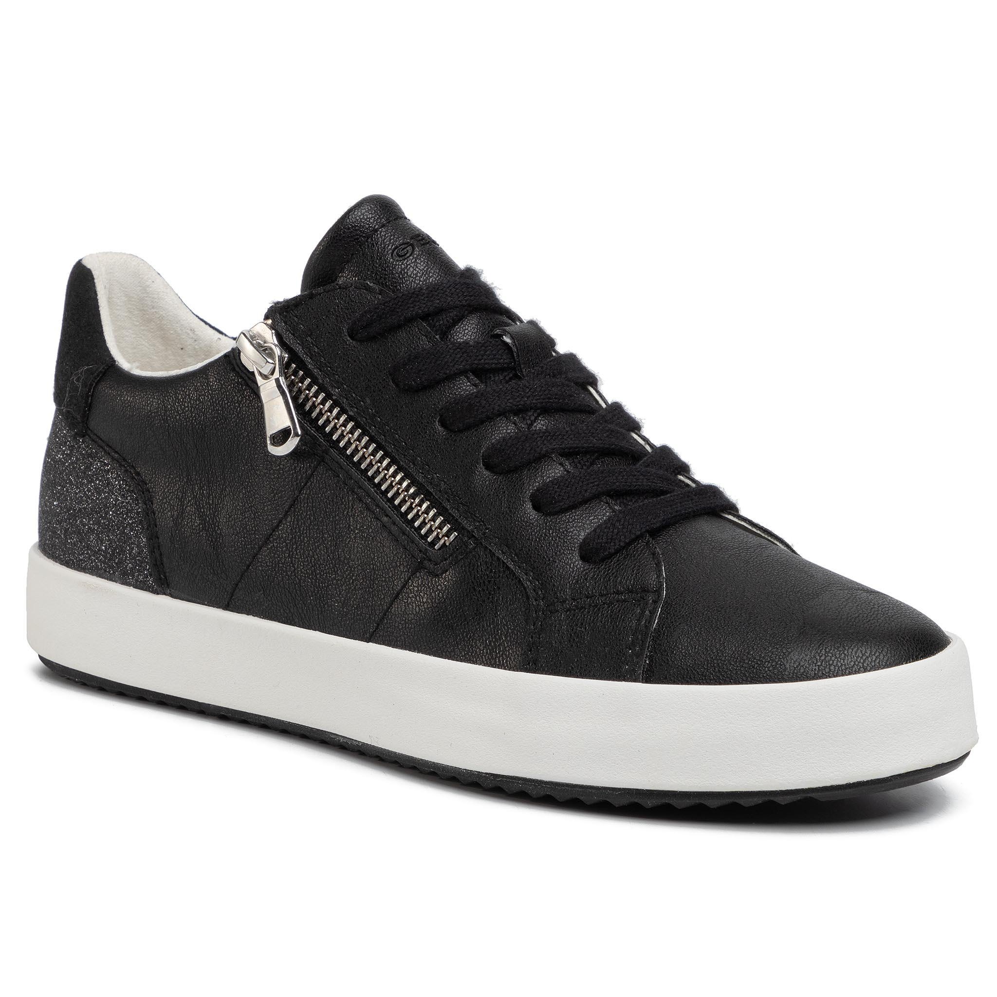 Sneakers GEOX - D Blomiee A D026HA 0PVEW C9270 Black/Anthracite