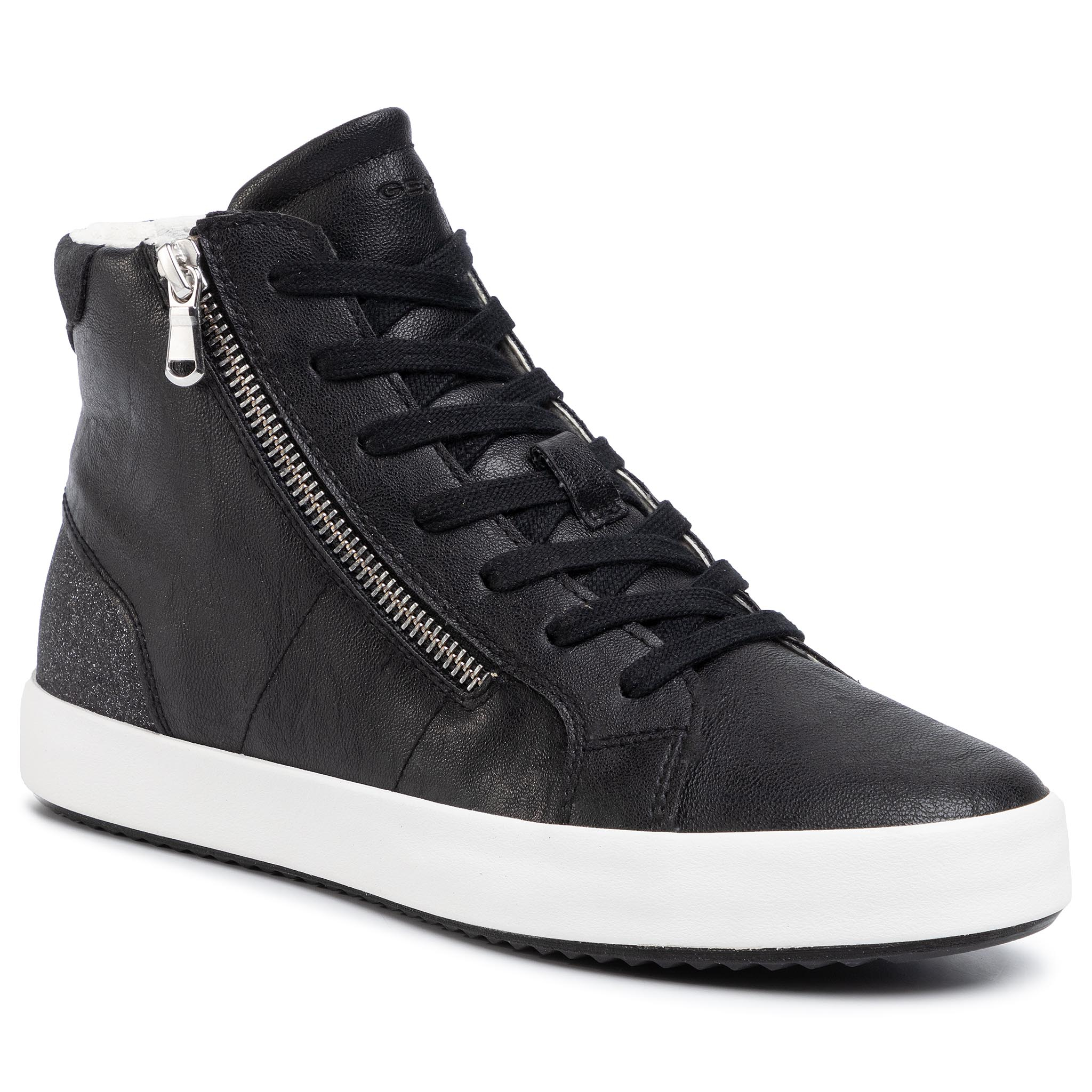 Sneakers GEOX - D Blomiee B D026HB 0PVEW C9270 Black/Anthracite