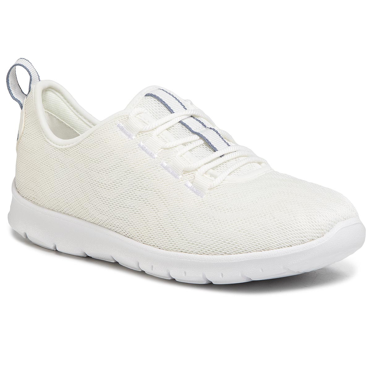 Sneakers CLARKS - Step Allena Go 261504814 White