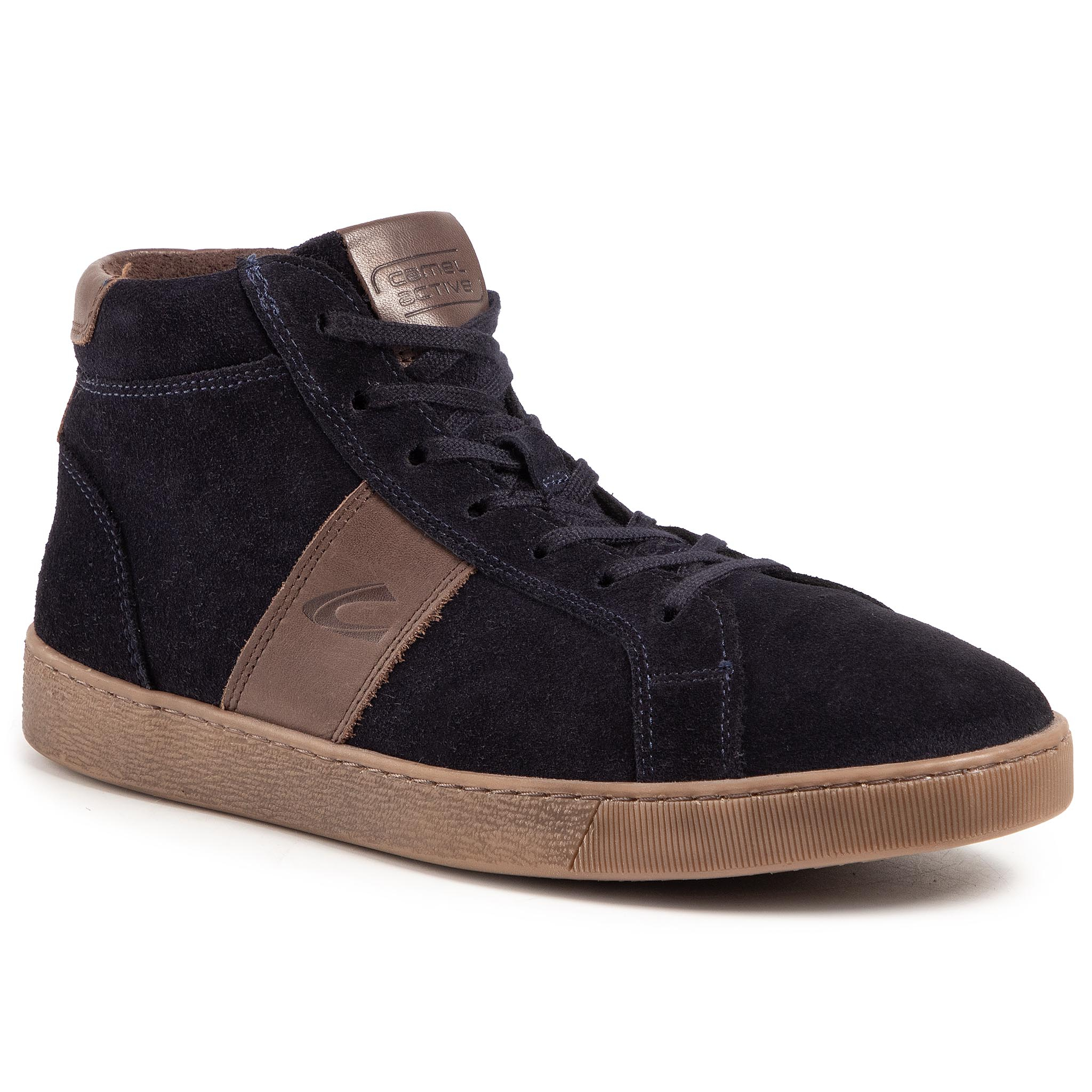 Sneakers CAMEL ACTIVE - Tonic 537.13.01 Midnight/Mocca