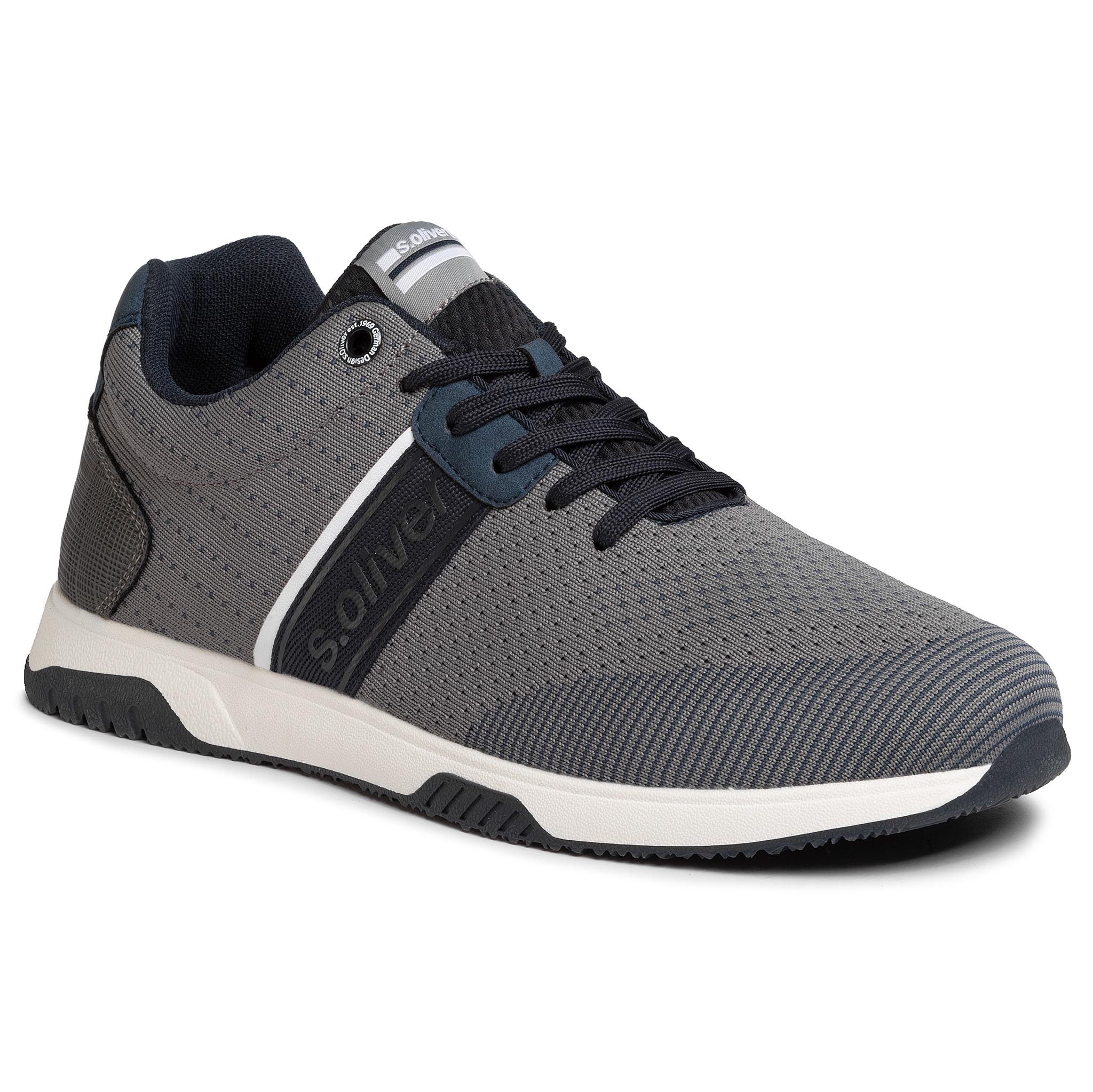 Sneakers S.OLIVER - 5-13613-24 Grey 200 imagine