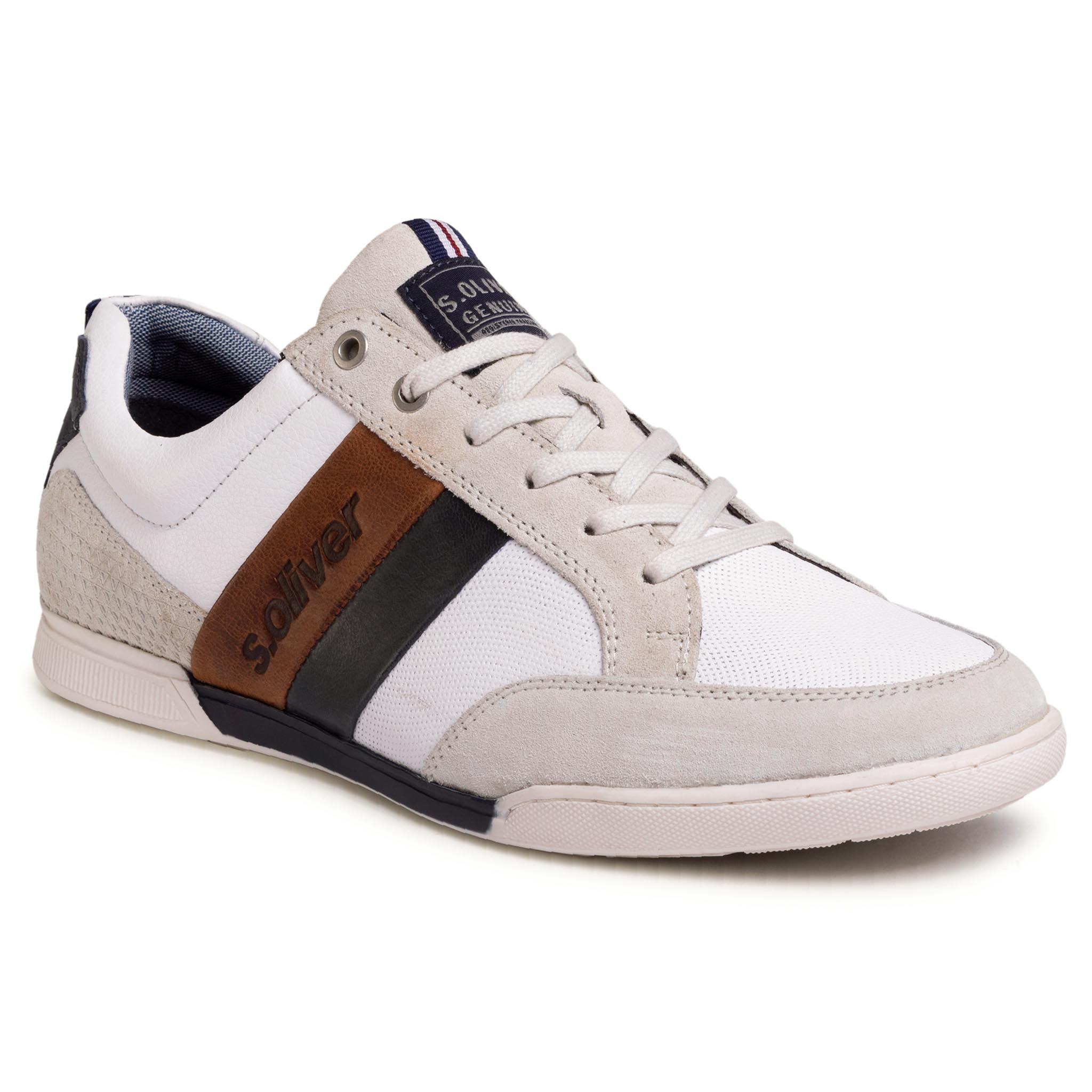 Sneakers S.OLIVER - 5-13619-24 White 100