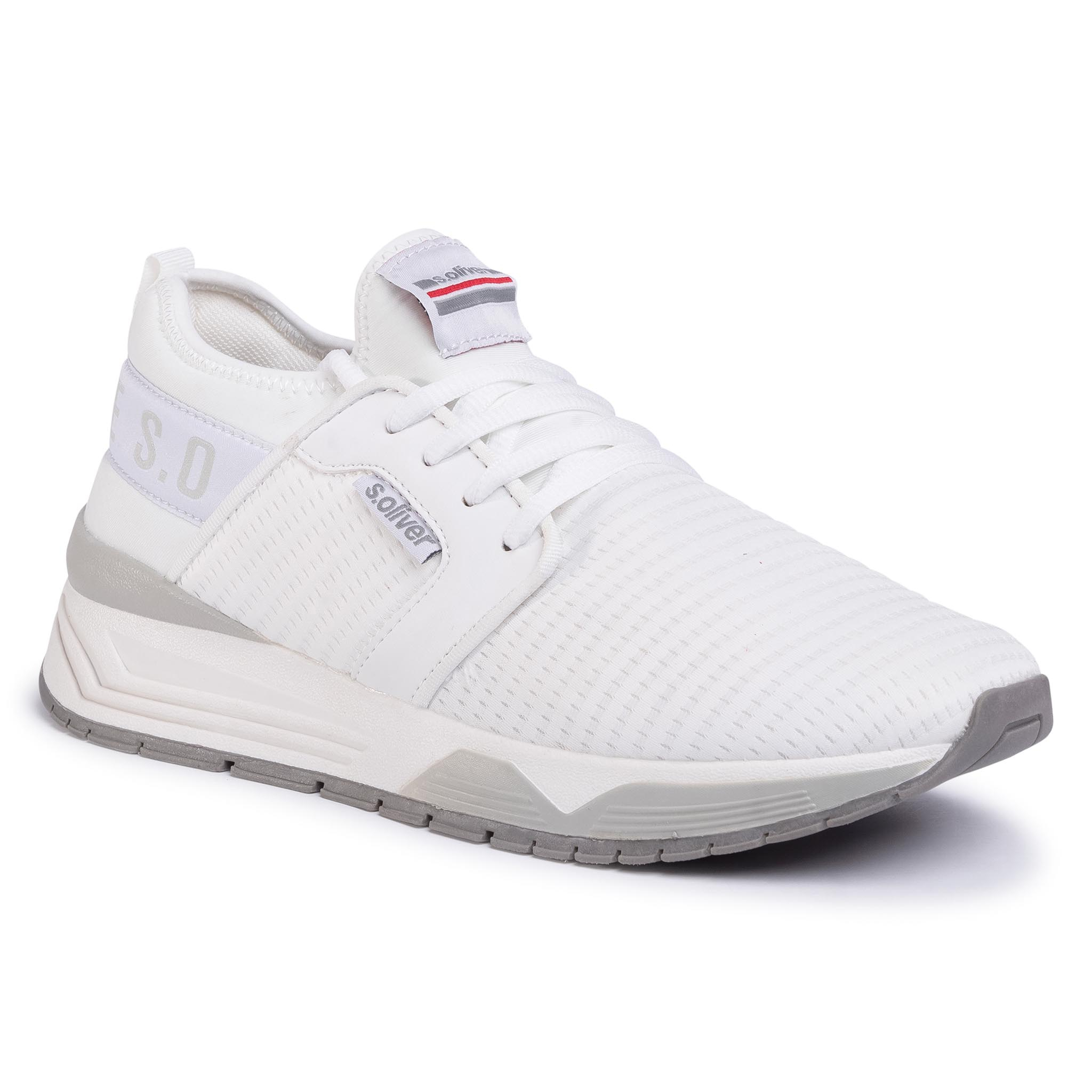 Sneakers S.OLIVER - 5-13639-24 White 100