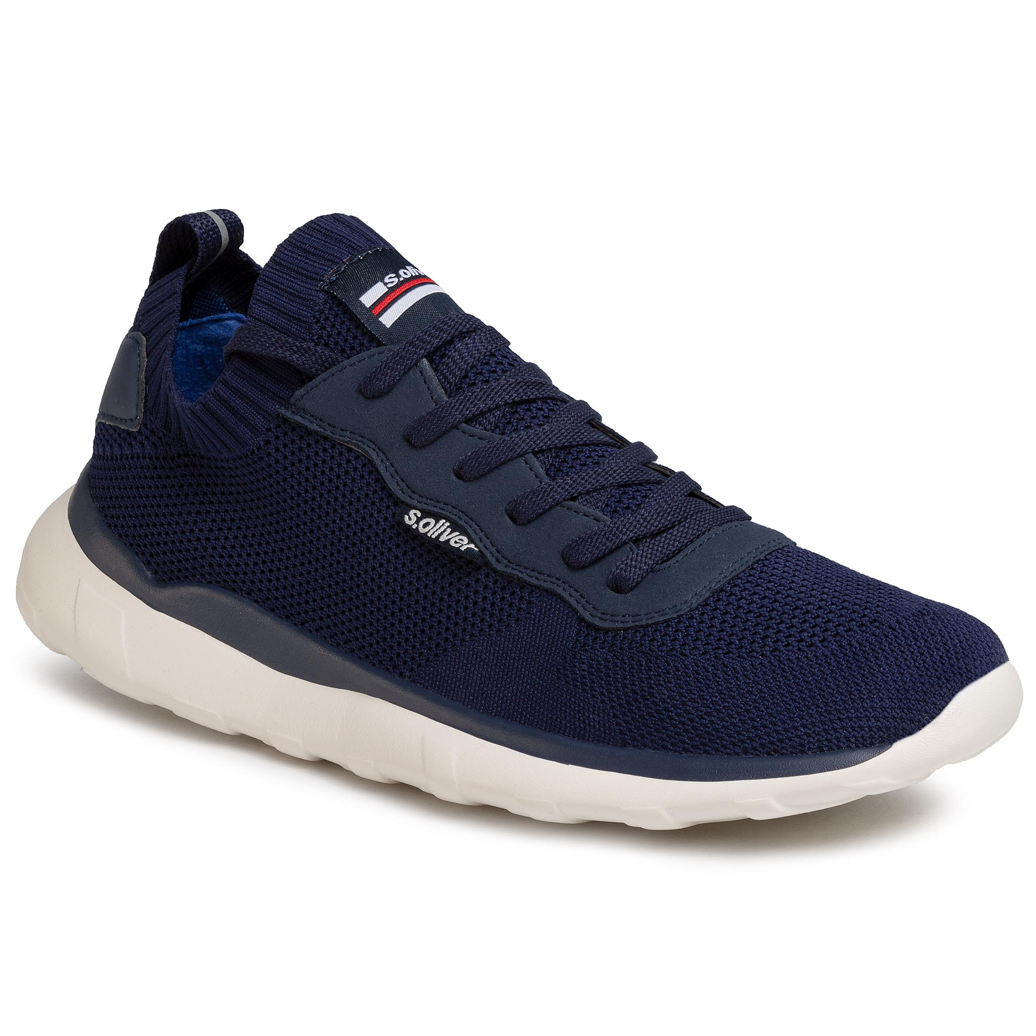 Sneakers S.Oliver - 5-13642-34 Navy 805 imagine