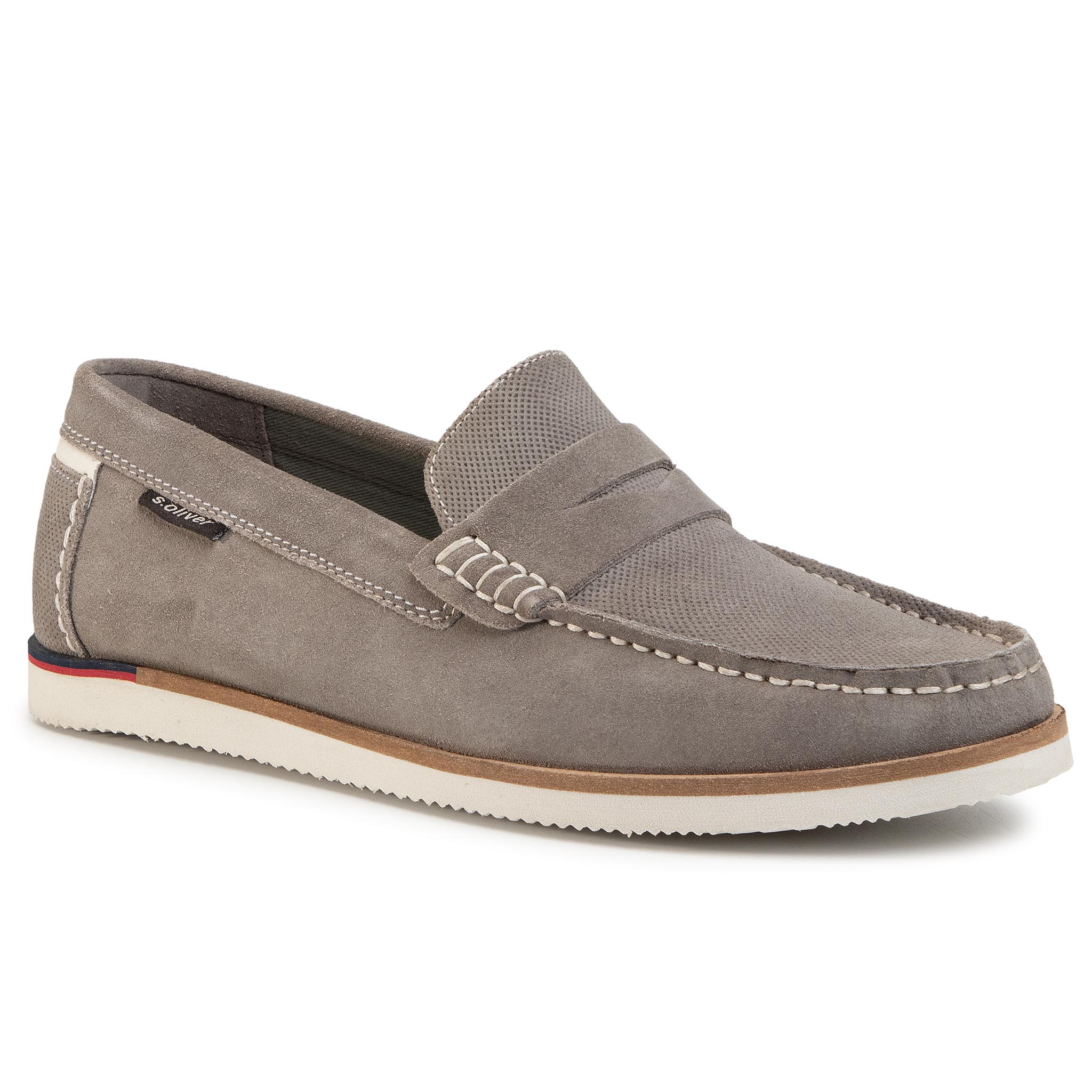 Mocasini S.Oliver - 5-14608-24 Grey 200 imagine