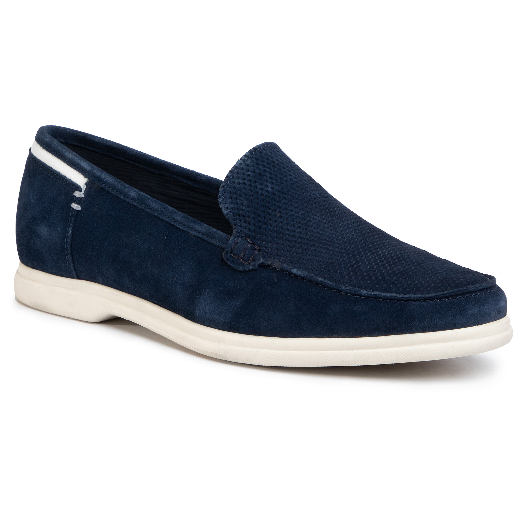 Mocasini S.Oliver - 5-14609-24 Navy 805 imagine