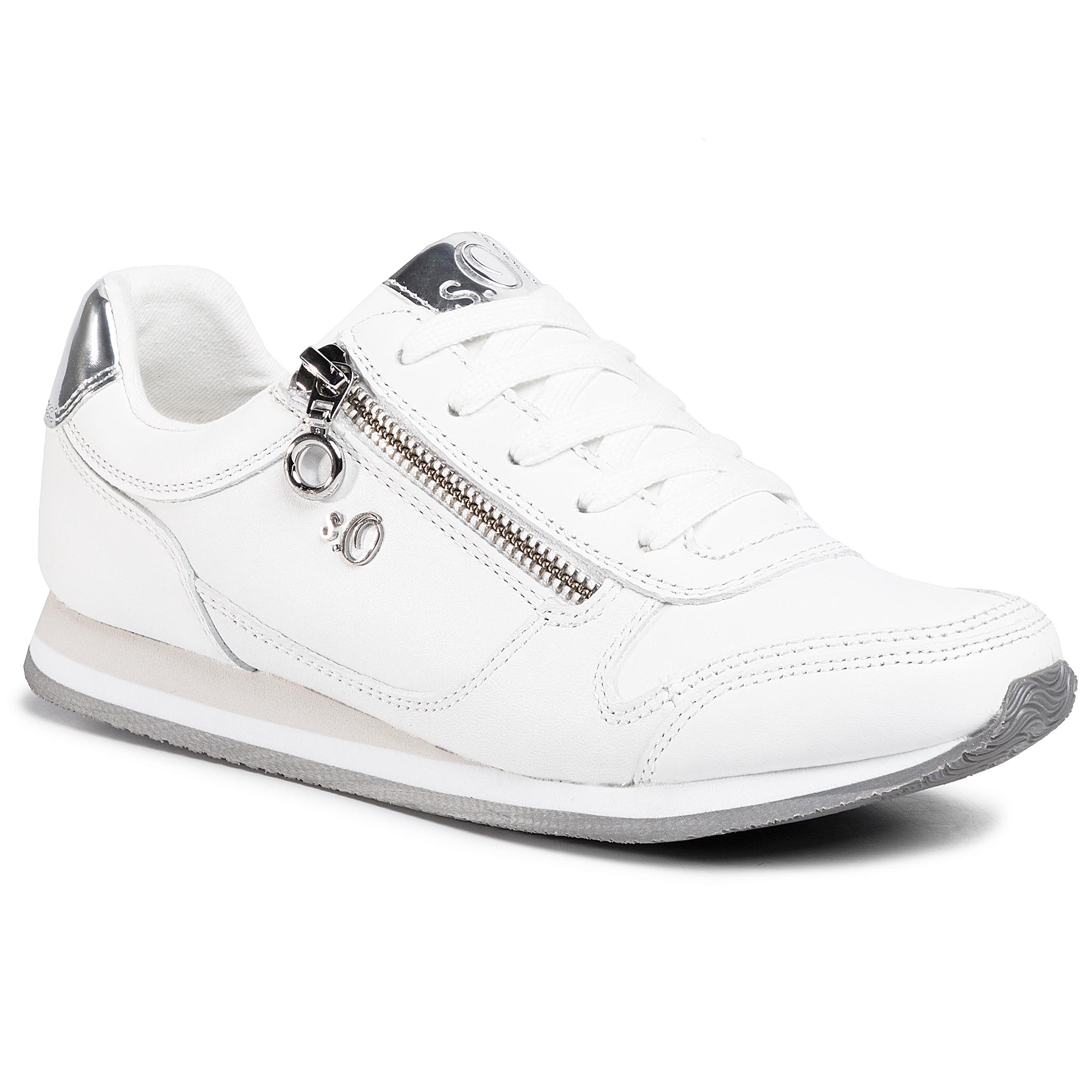 Sneakers S.OLIVER - 5-23608-24 White 100
