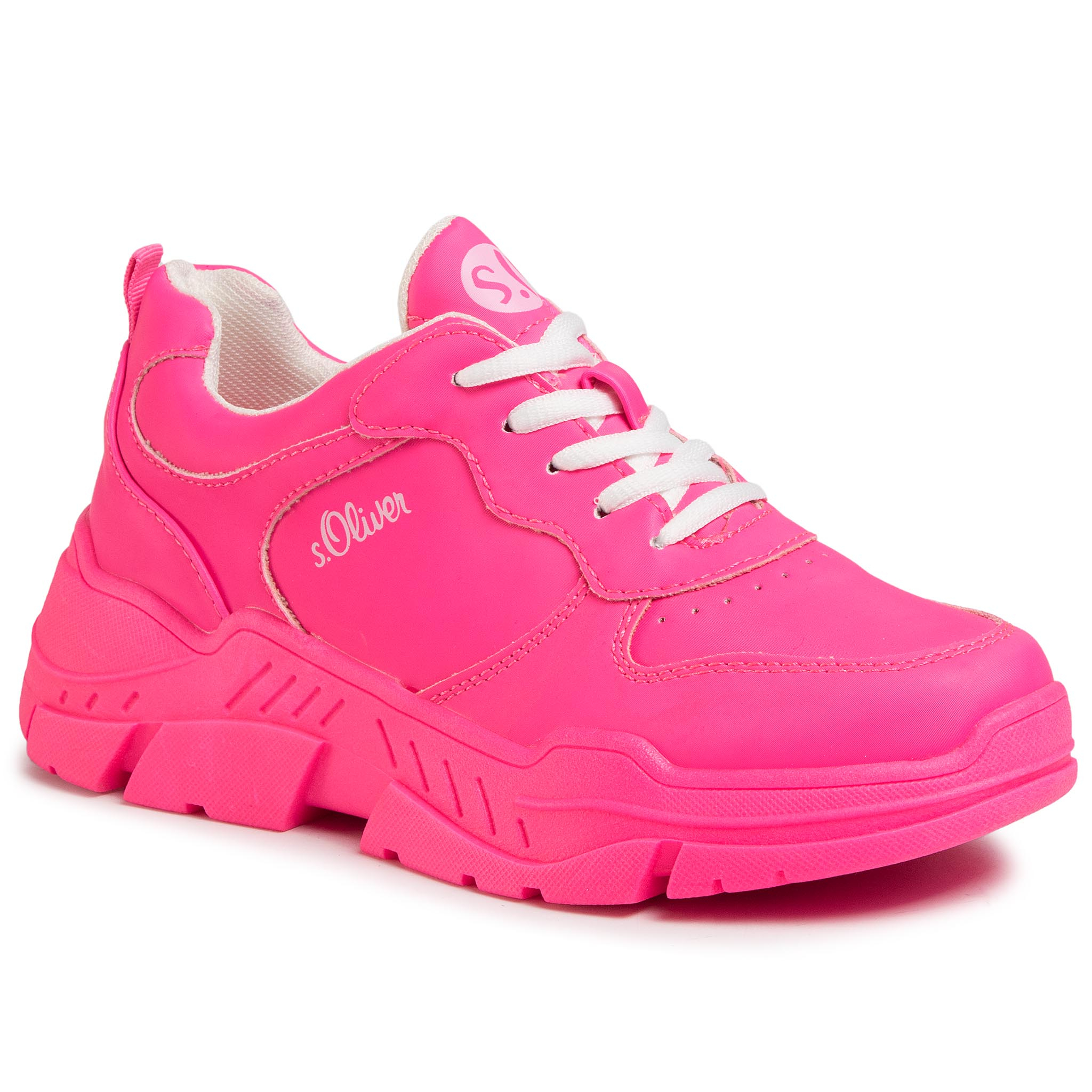 Sneakers S.OLIVER - 5-23677-24 Fuxia 532