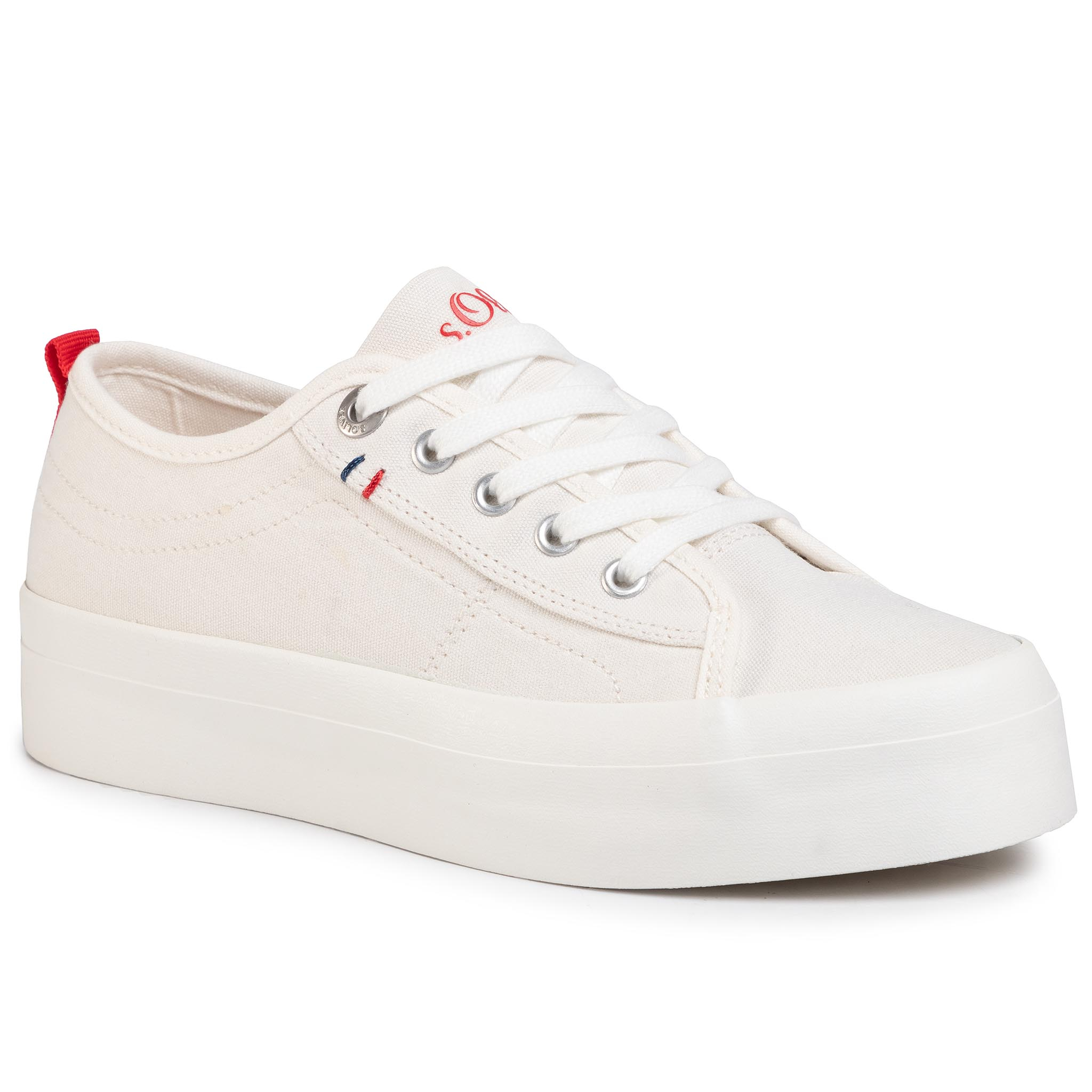 Sneakers S.OLIVER - 5-23678-24 White 100
