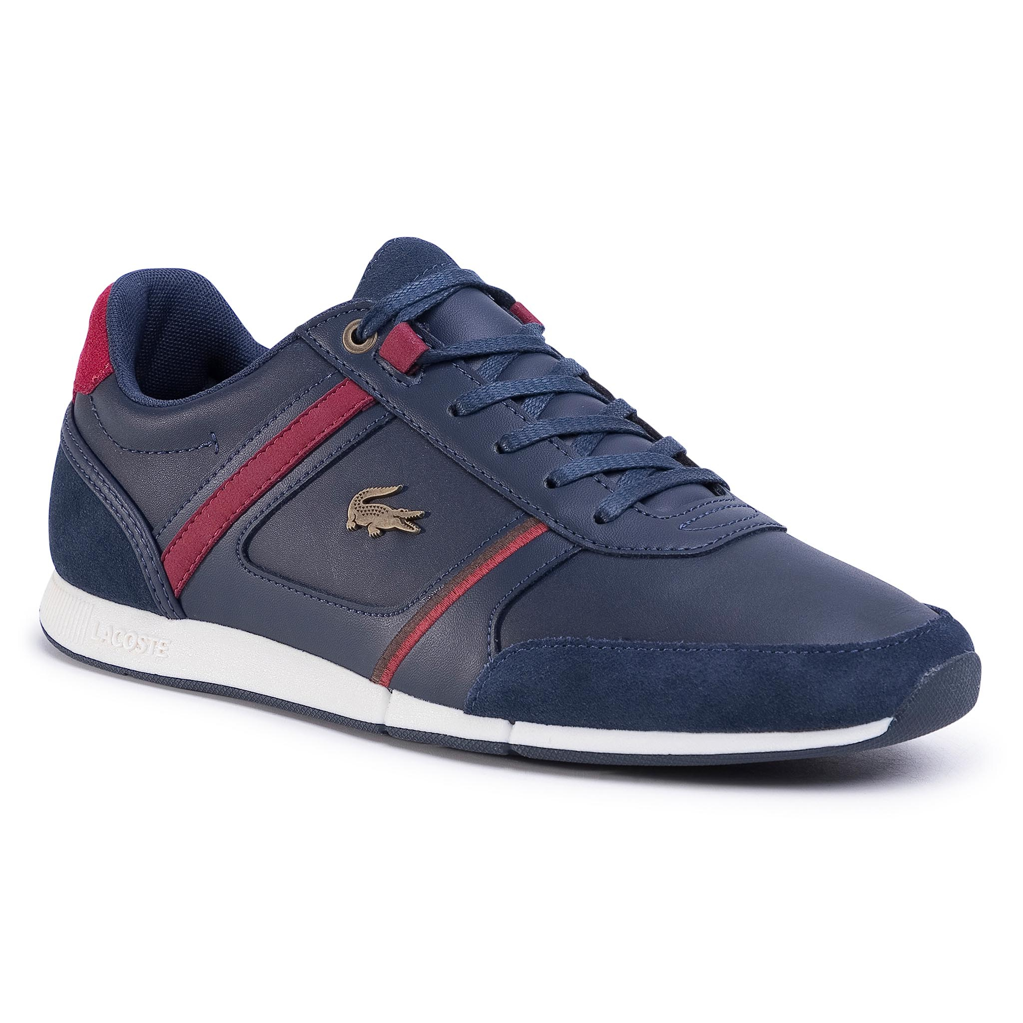 Sneakers LACOSTE - Menerva 120 1 Cma 7-39CMA00075A5 Nvy/Dk Red