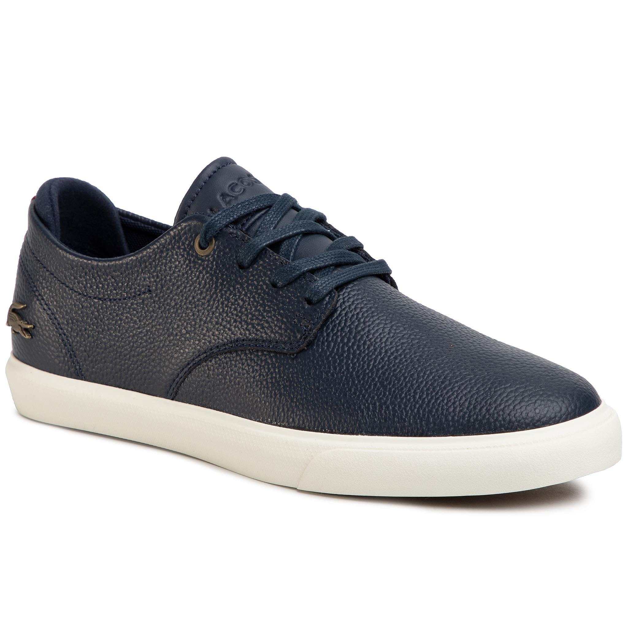 Sneakers LACOSTE - Esparre 120 2 Cma 7-39CMA00255A5 Nvy/Dk Red
