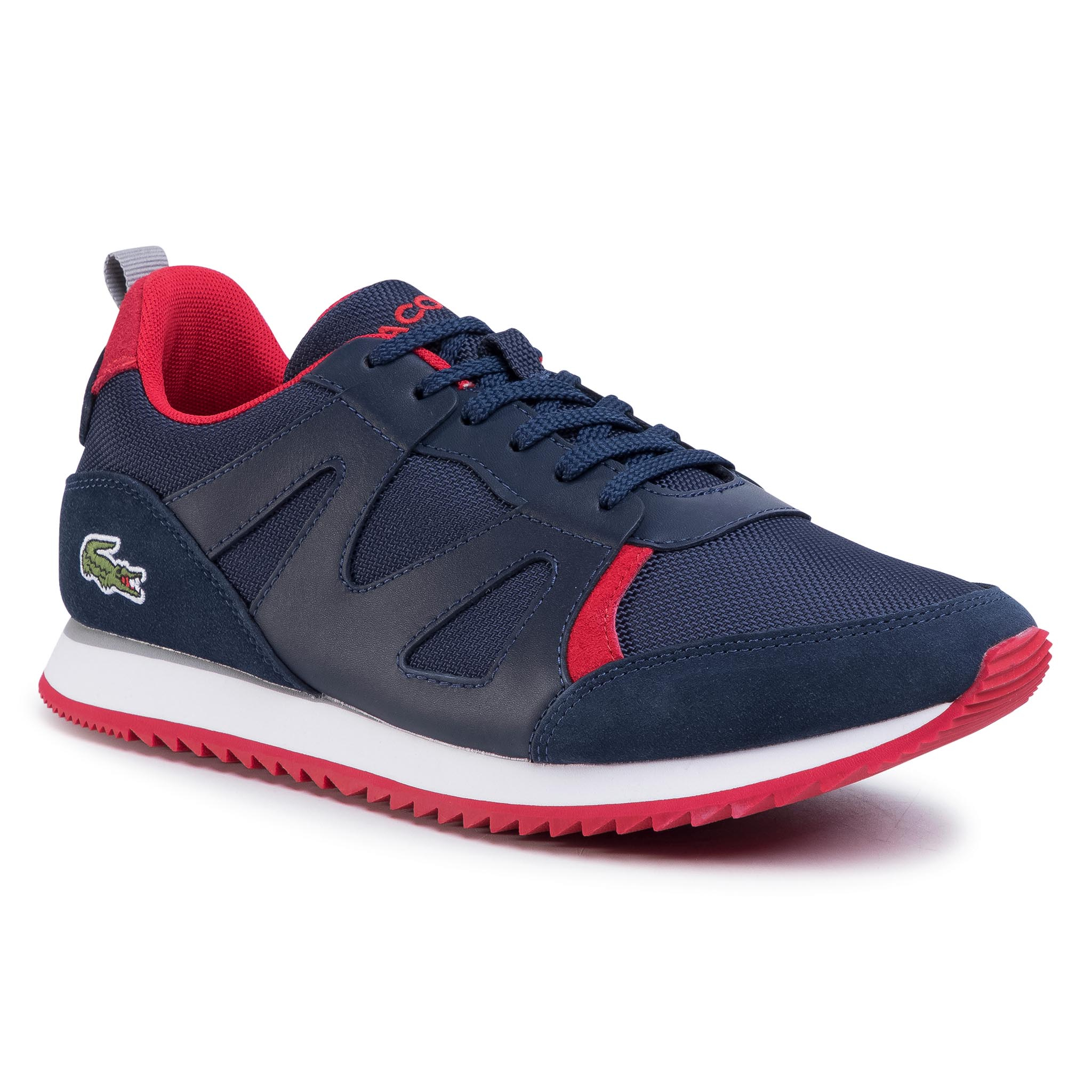 Sneakers LACOSTE - Aesthet 120 2 Sma 7-39SMA0035144 Nvy/Red