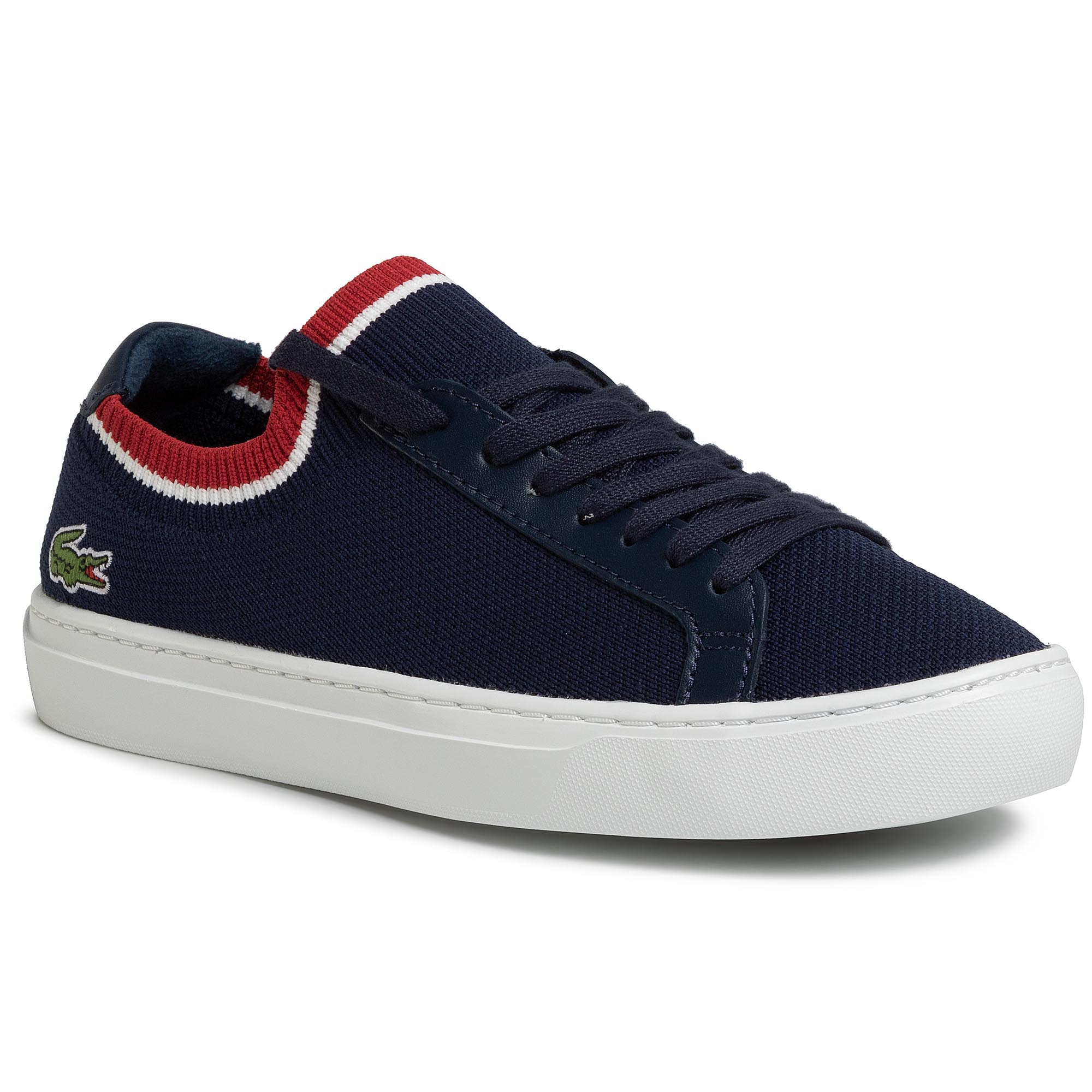 Sneakers LACOSTE - La Piquee 119 1 Cma 7-37CMA00387A2 Nvy/Wht/Red