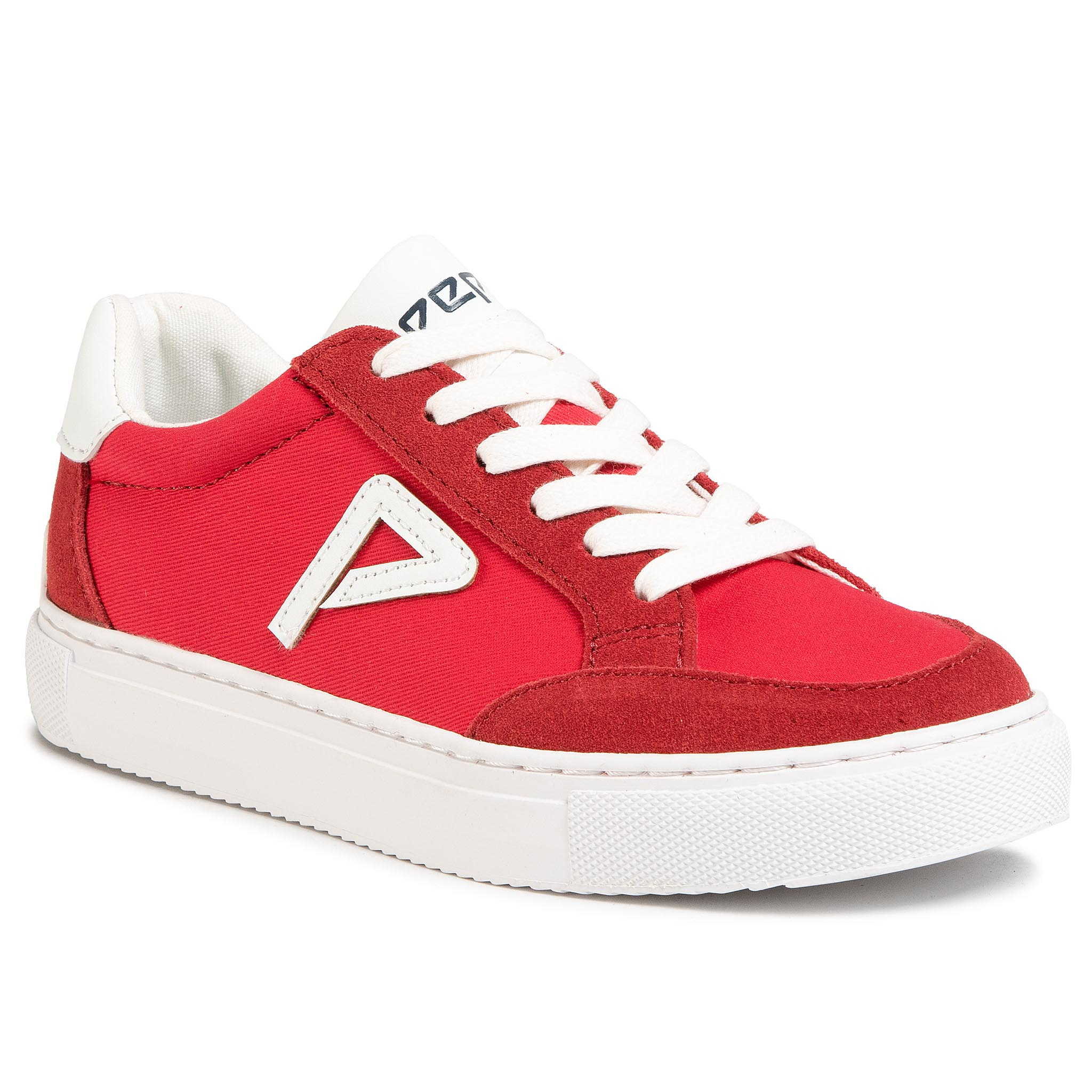 Sneakers PEPE JEANS - Adams Archive Boys PBS30434 Red 255