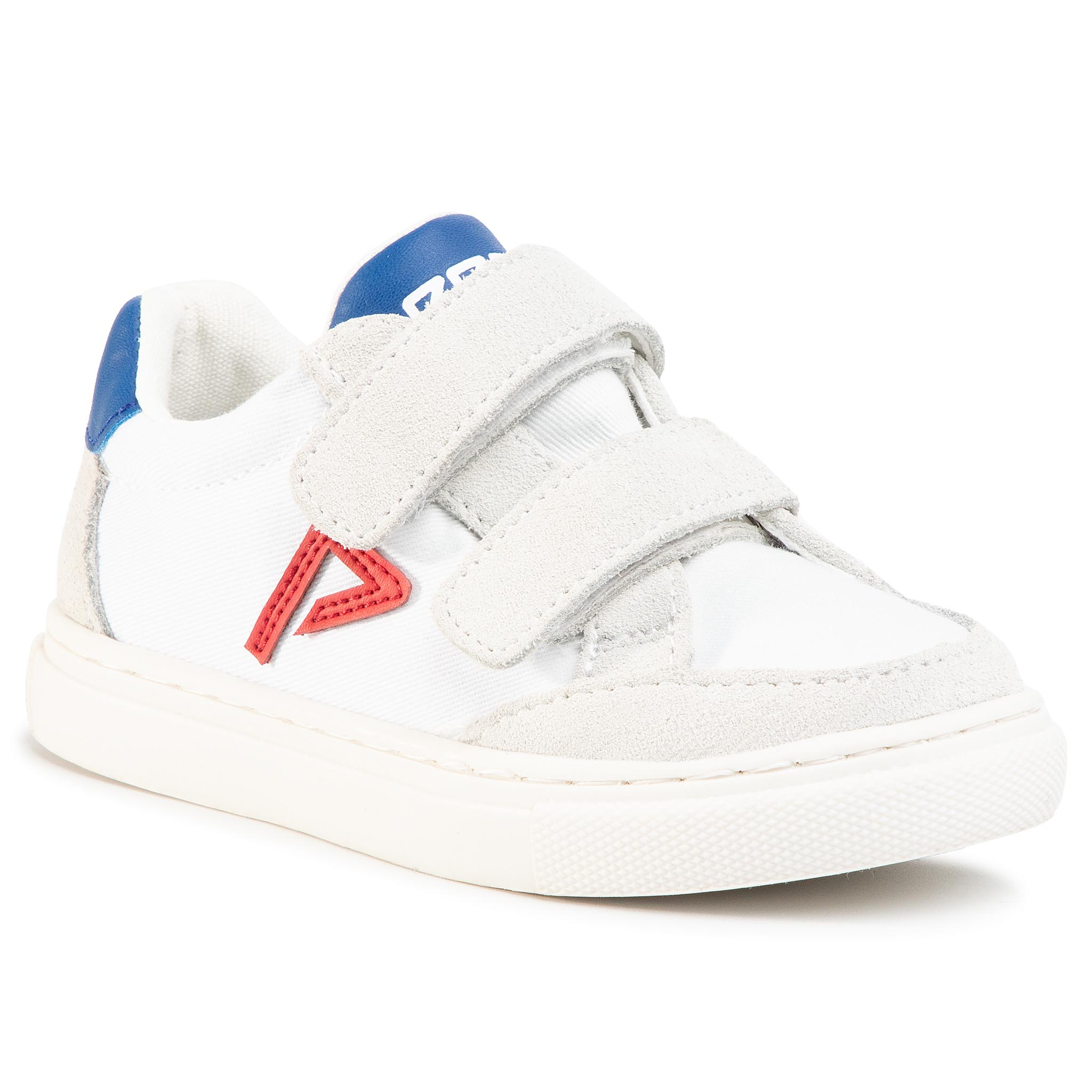 Sneakers PEPE JEANS - Adams Archive Kids PBS30436 White 800