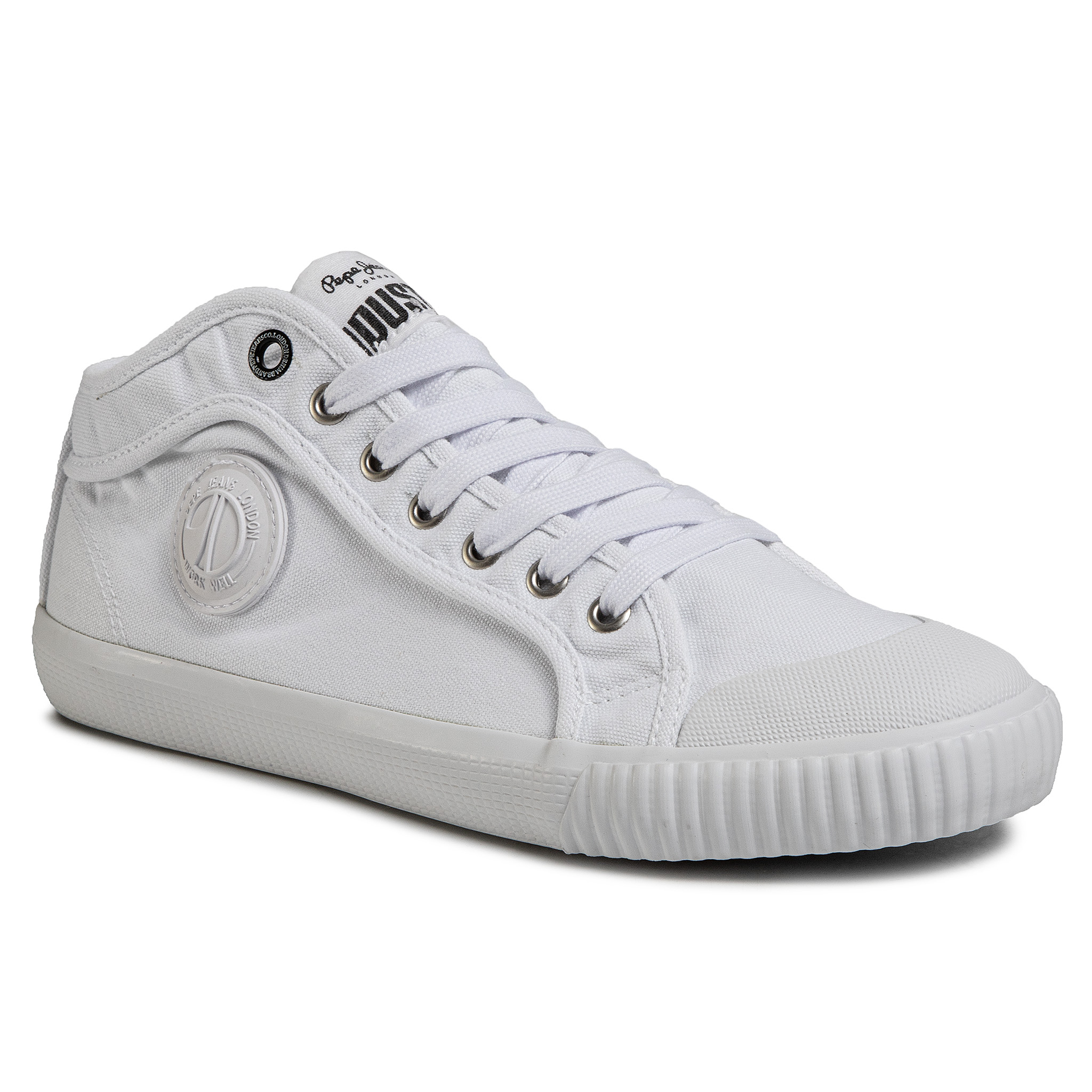Teniși PEPE JEANS - Industry Classic PMS30628 White 800