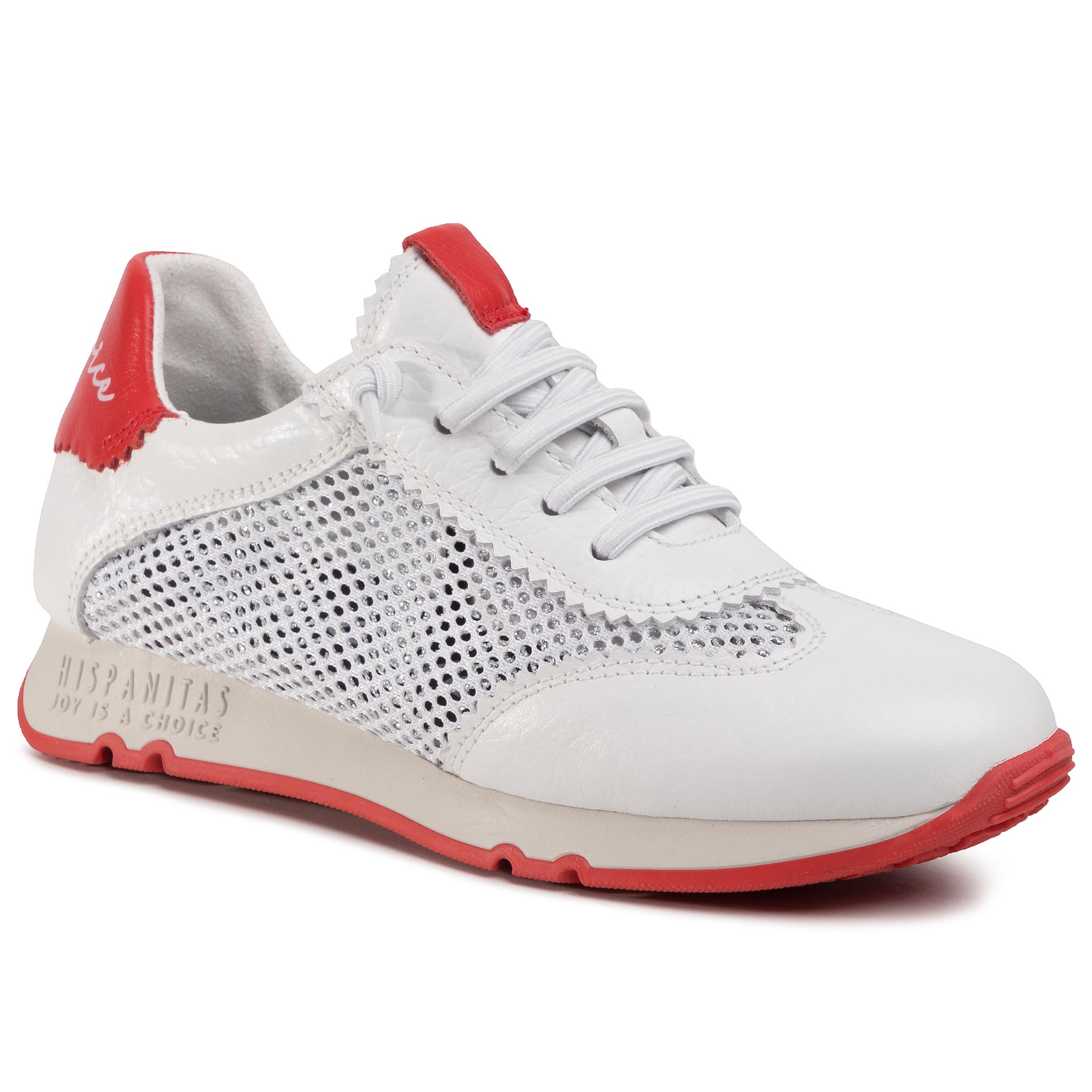 Sneakers HISPANITAS - Kioto HV09973 White
