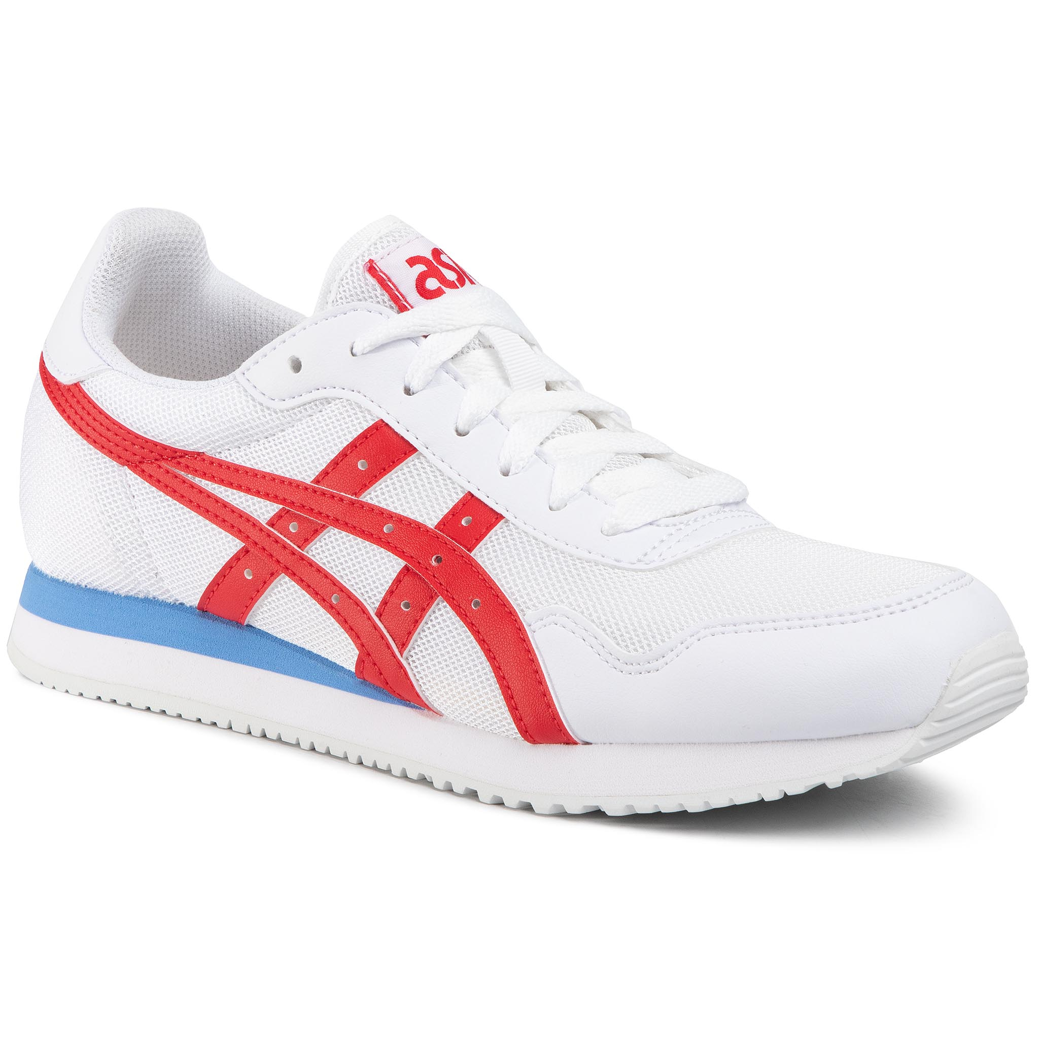 Sneakers ASICS - Runner 1191A207 White/Classic Red 104