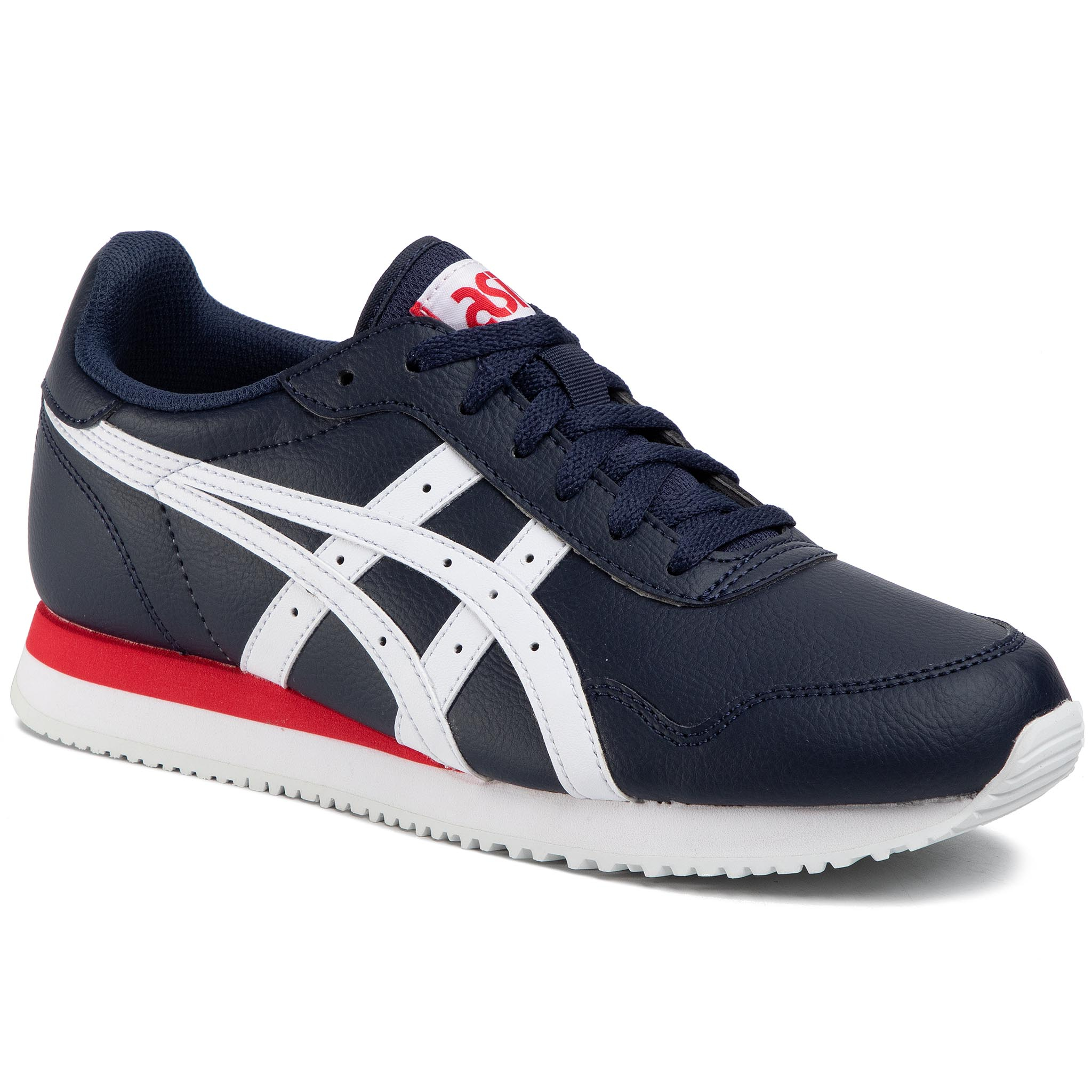 Sneakers ASICS - Tiger Runner 1191A301 Midnight/White 400