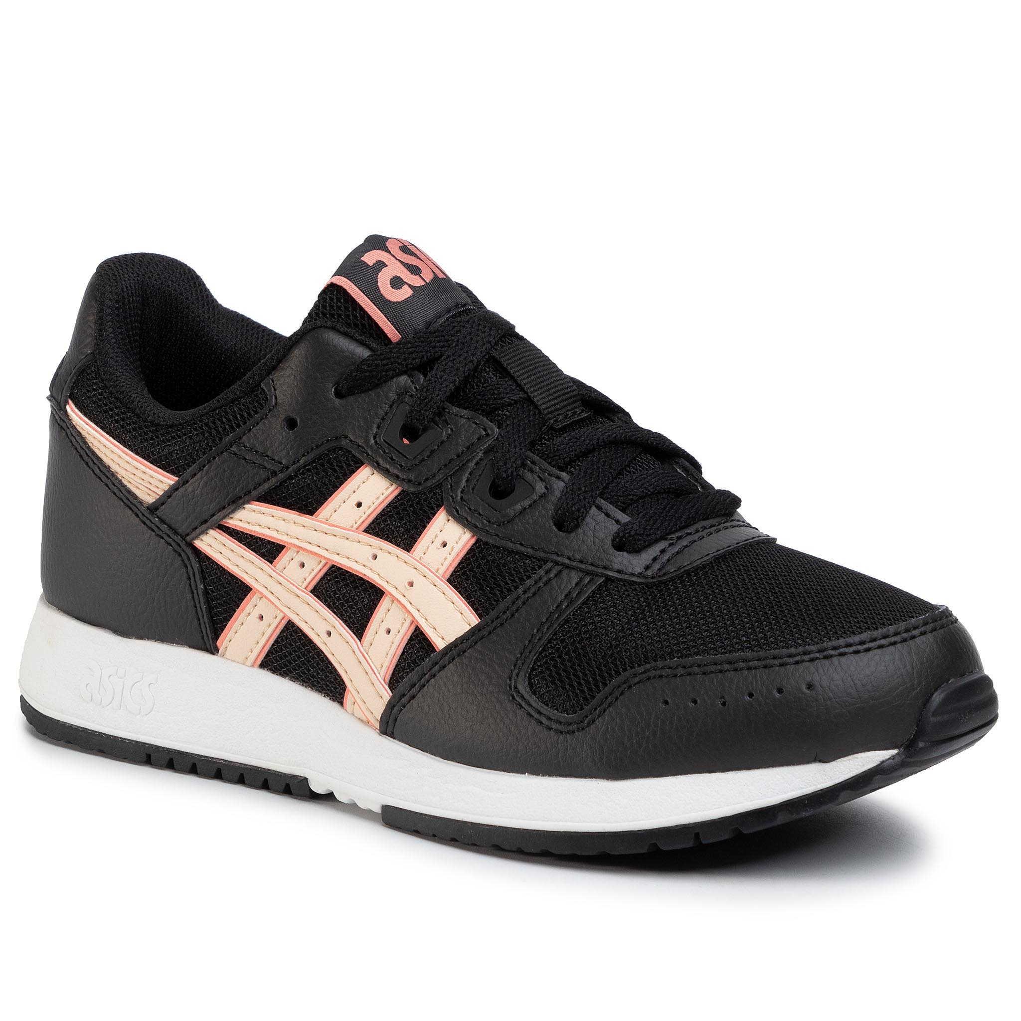 Sneakers ASICS - Lyte Classic GS 1194A063 Black/Pink Cameo 002