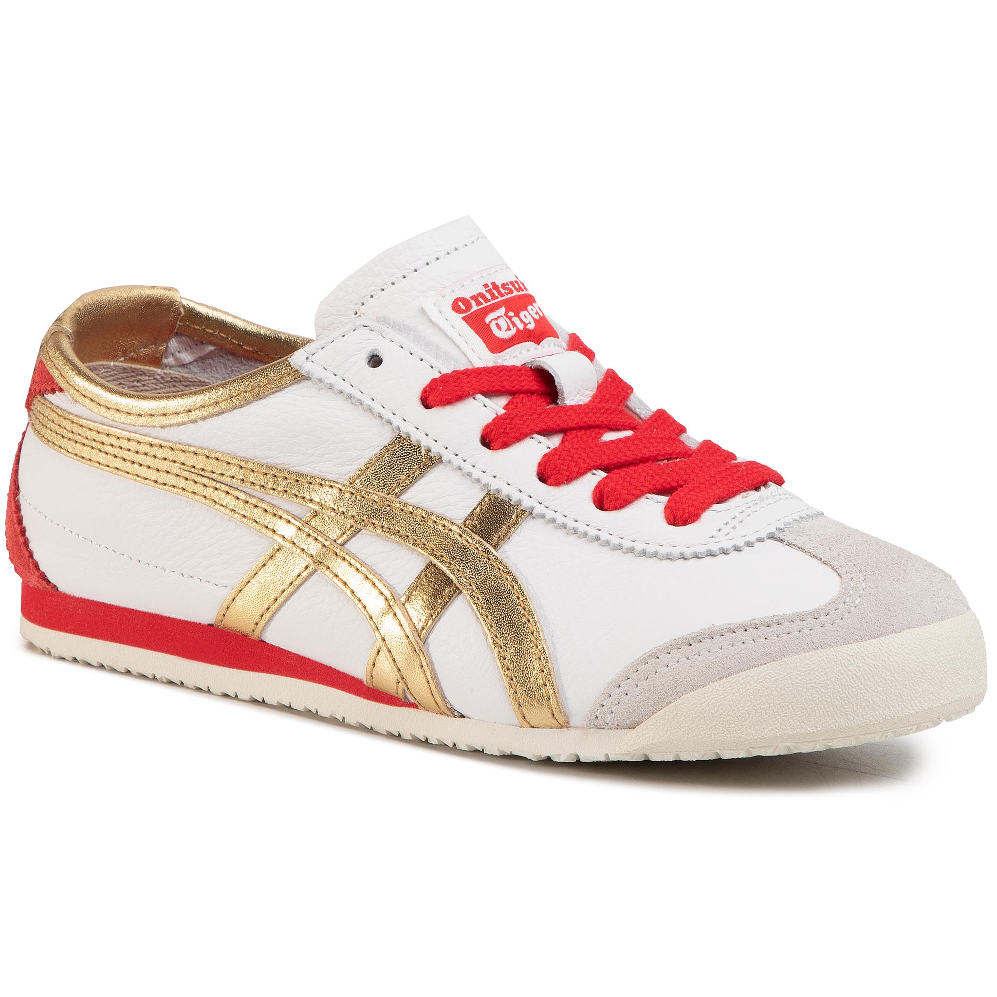 Sneakers ONITSUKA TIGER - Mexico 66 1183A788 White/Pure Gold 102