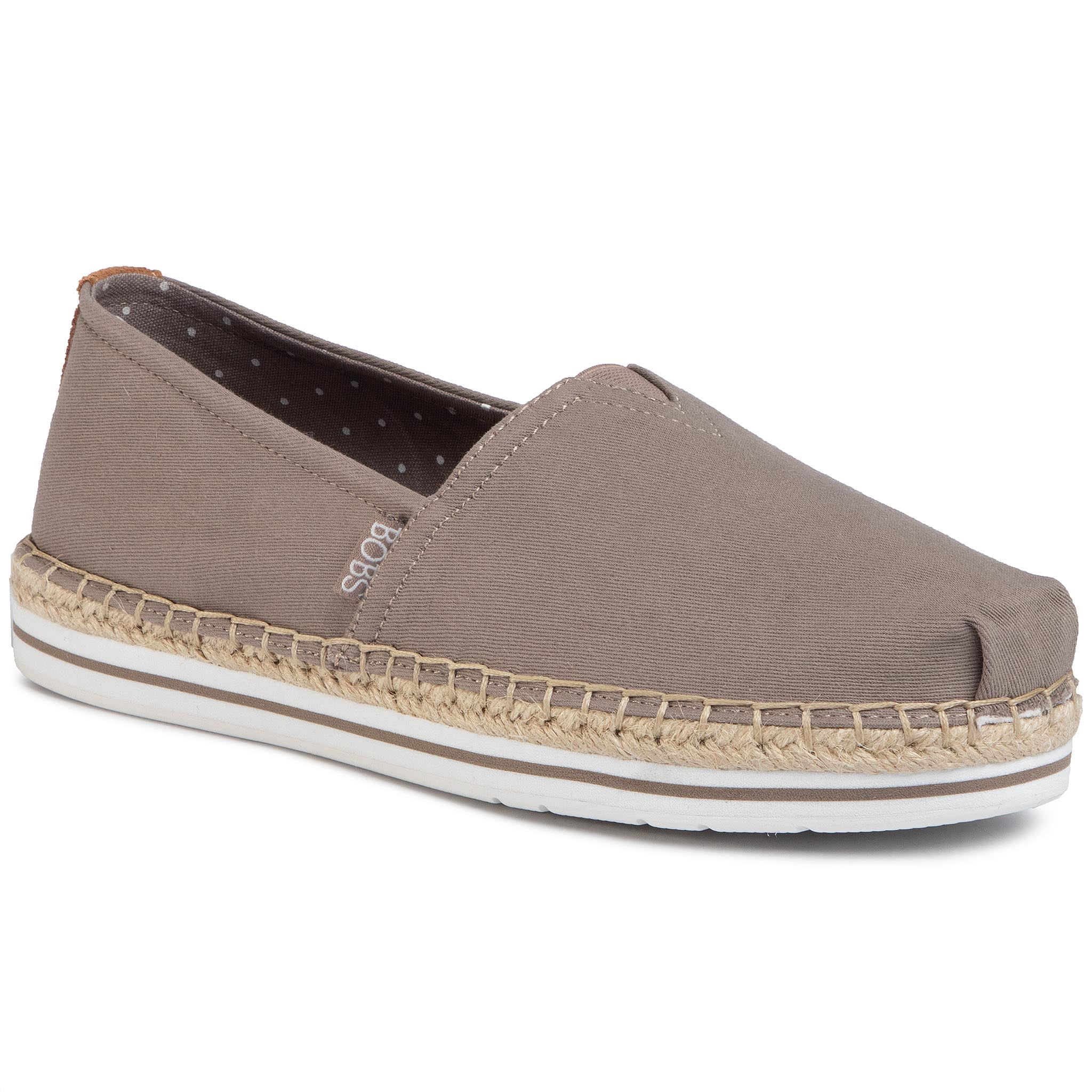 Espadrile SKECHERS - BOBS Breeze 32719/TPE Taupe