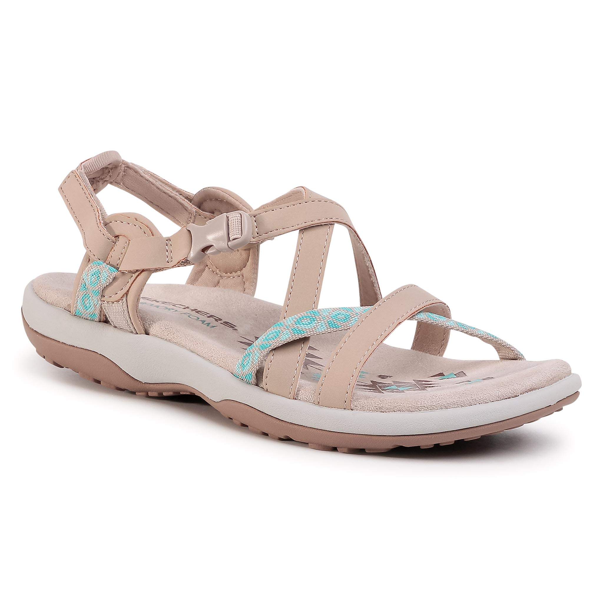 Sandale SKECHERS - Vacay 40955/TPE Taupe