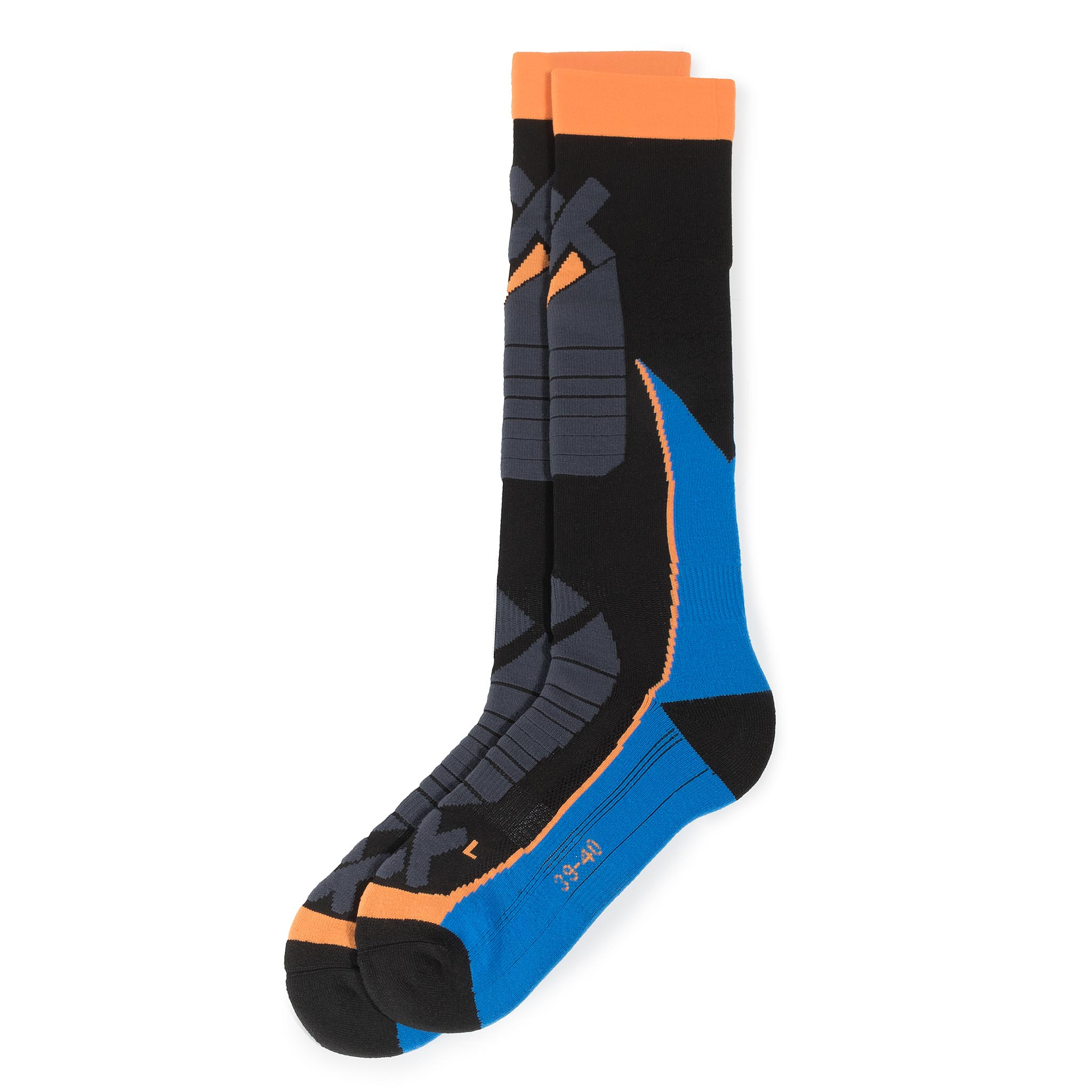 Șosete Înalte Unisex Völkl - 3655 Race Black/Orange 610 imagine epantofi.ro 2021