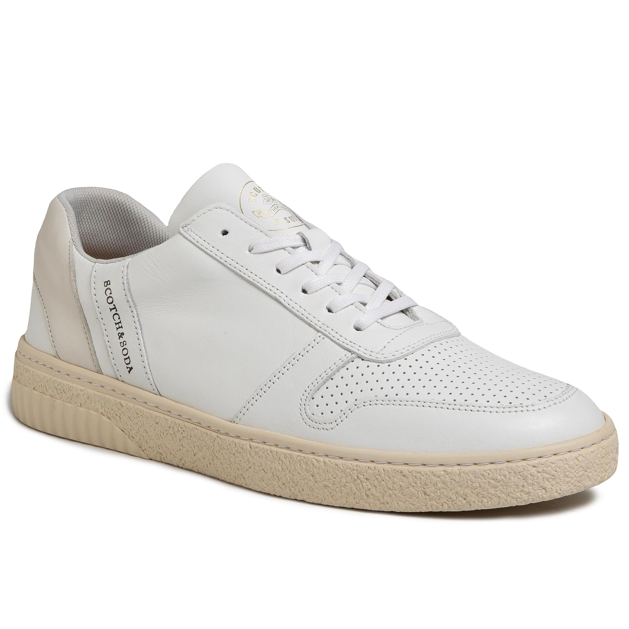 Sneakers SCOTCH & SODA - Brilliant 20831641 White S29