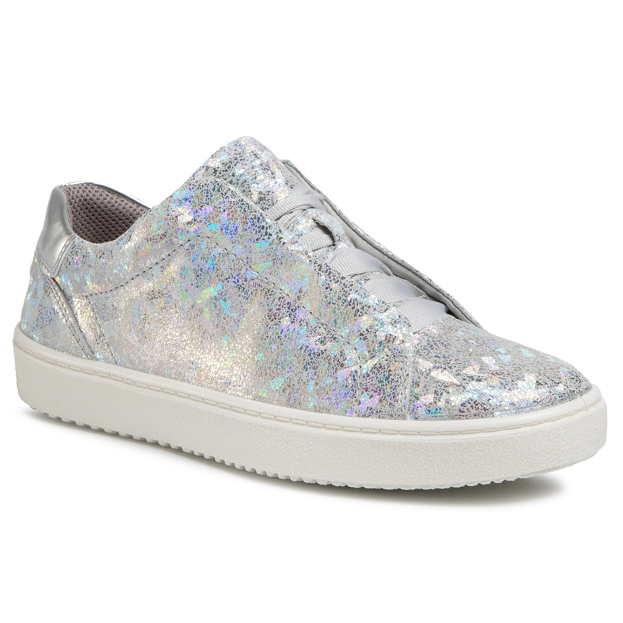 Sneakers SUPERFIT - 0-606496-84 D Metallic Sillber